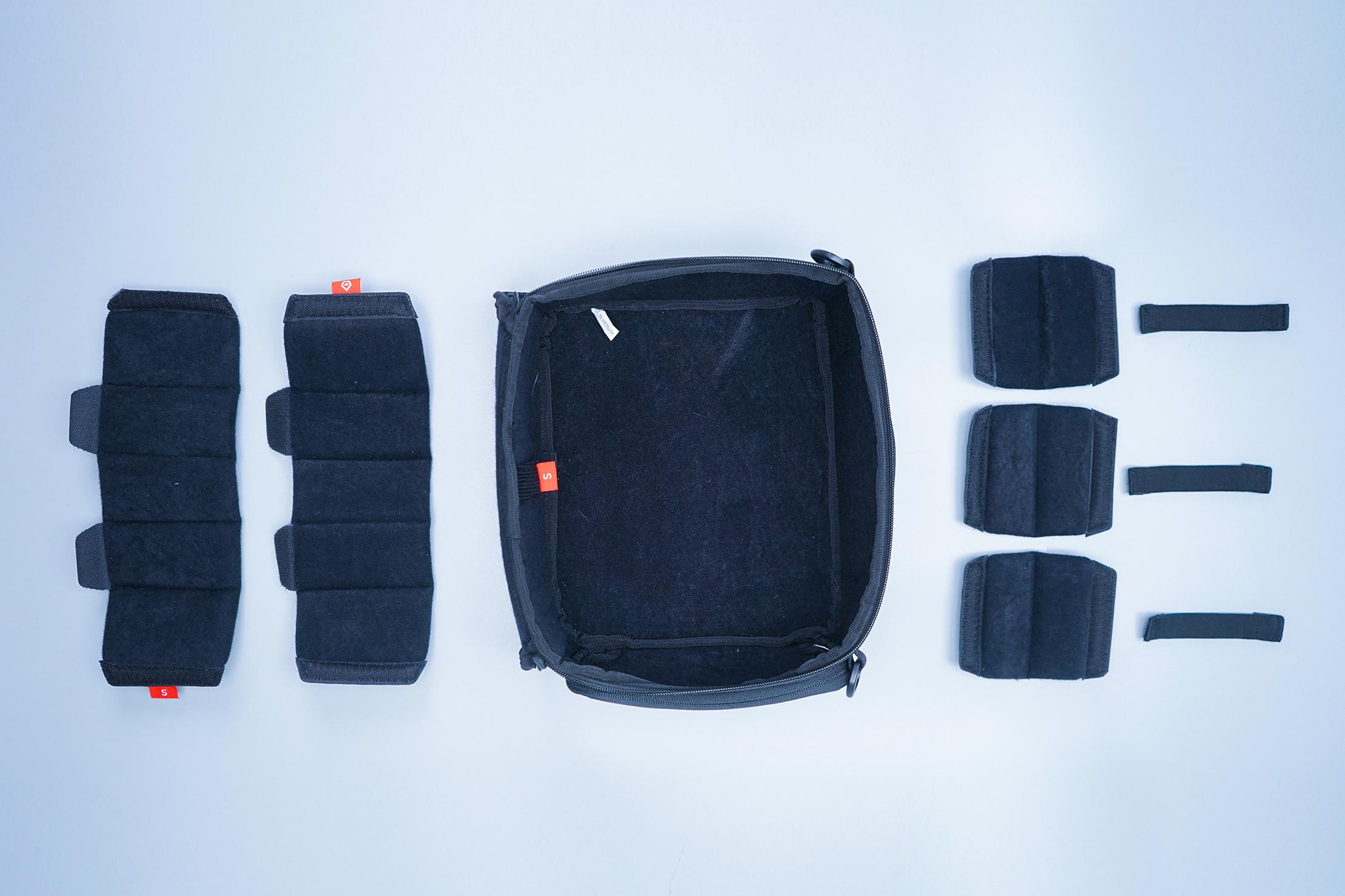 WANDRD Essential Deep Camera Cube Compartments