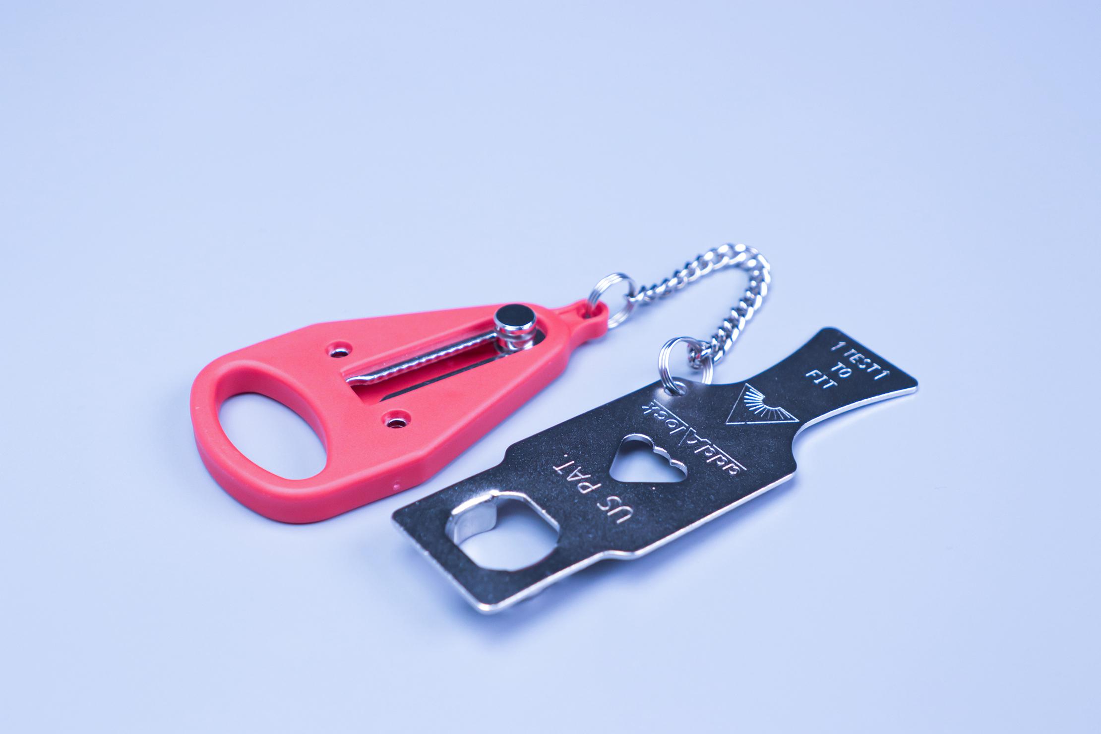 Addalock Portable Door Lock No Case