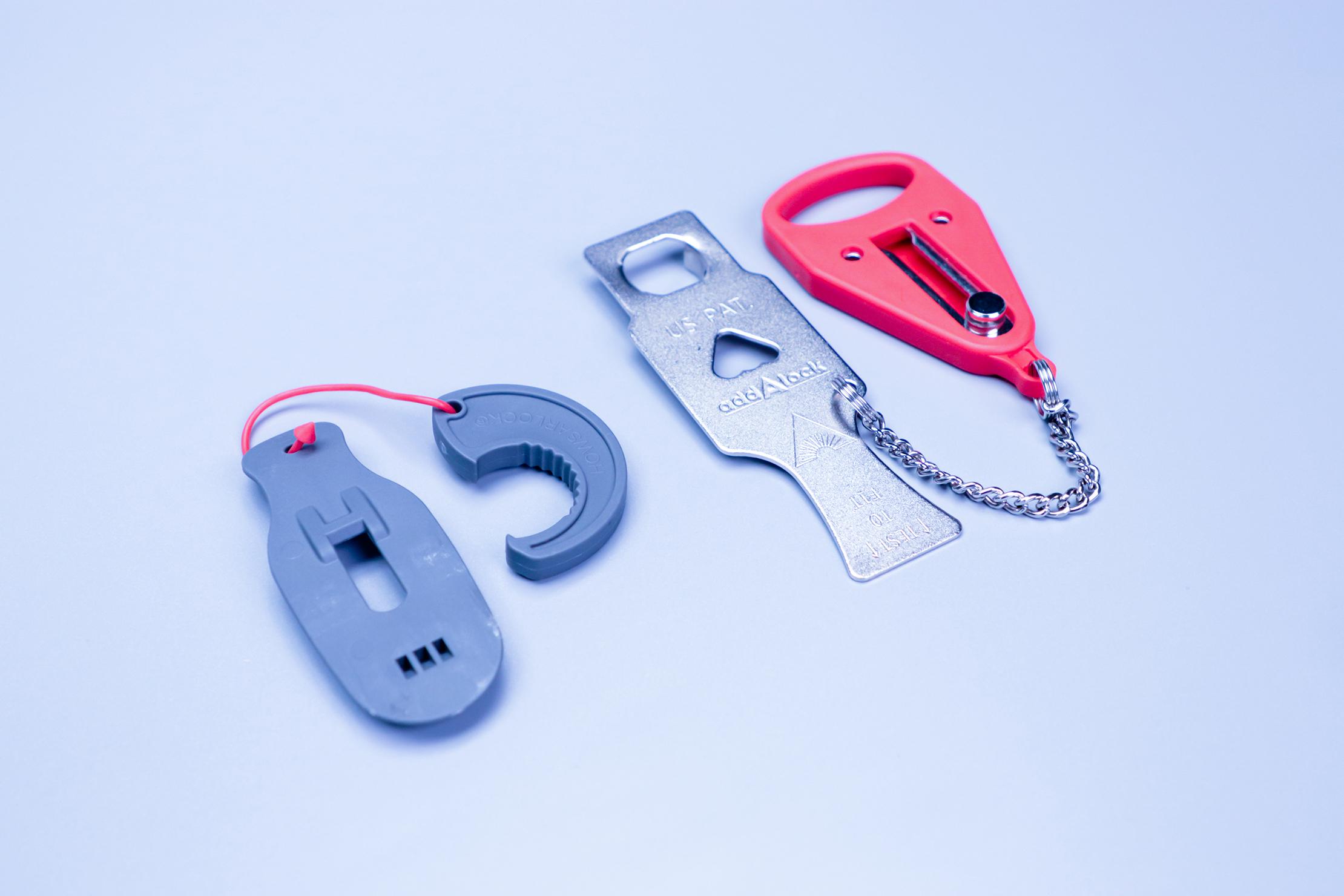 Addalock Portable Door Lock Comparison