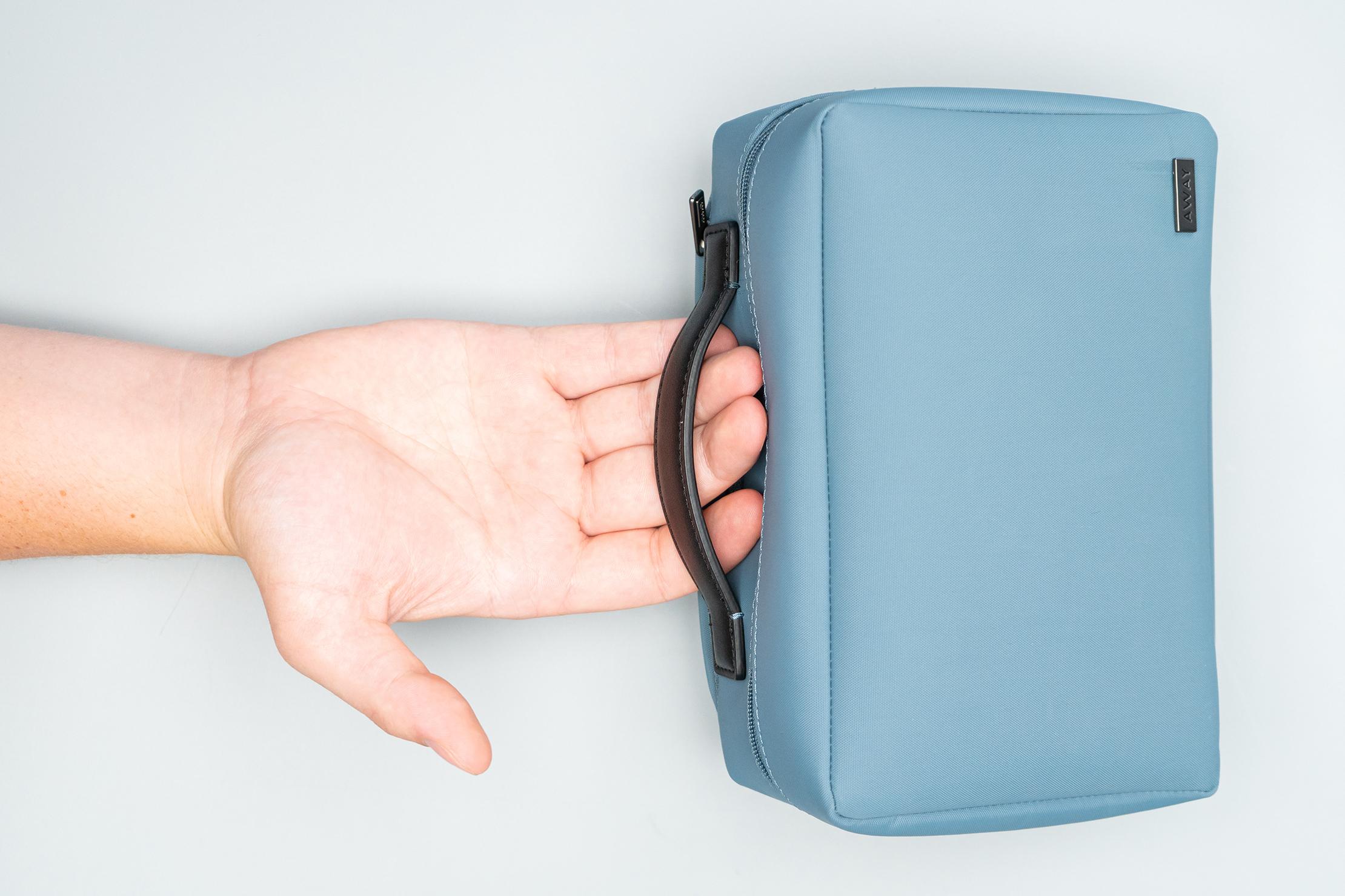 Away Small Toiletry Bag Top Handle 2