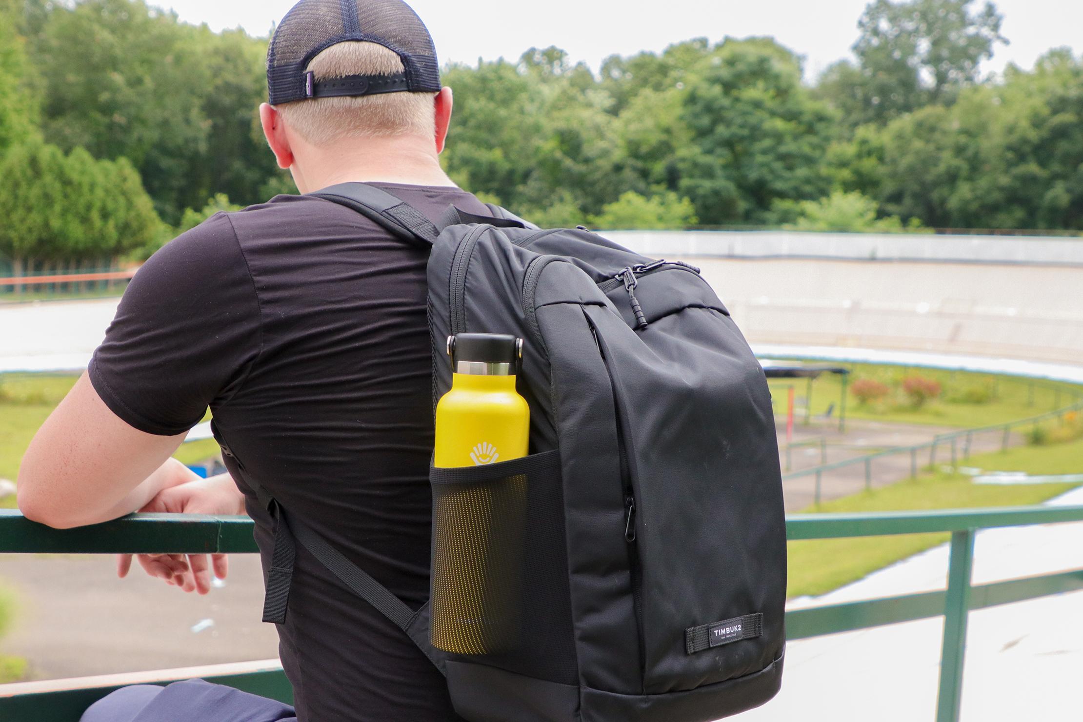 Timbuk2 Parkside Laptop Backpack 2.0 Usage 1