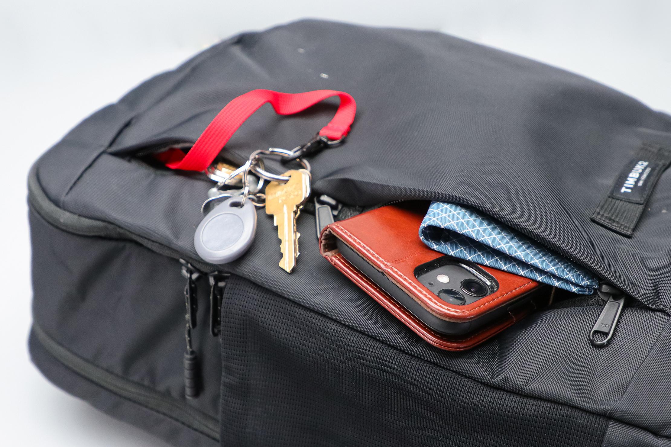 Timbuk2 Parkside Laptop Backpack 2.0 Smaller Front Pockets