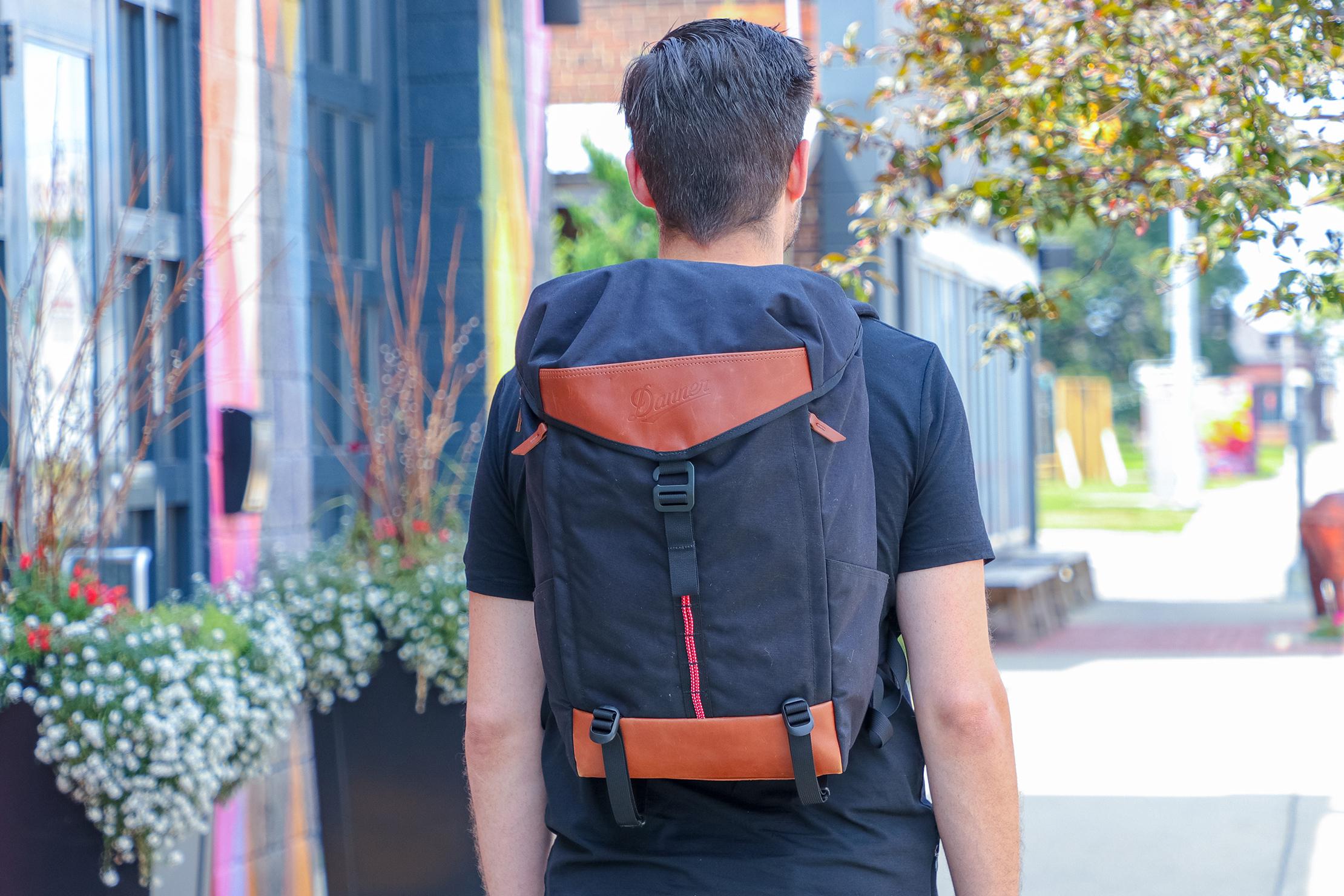 Danner 26L Daypack Usage 3