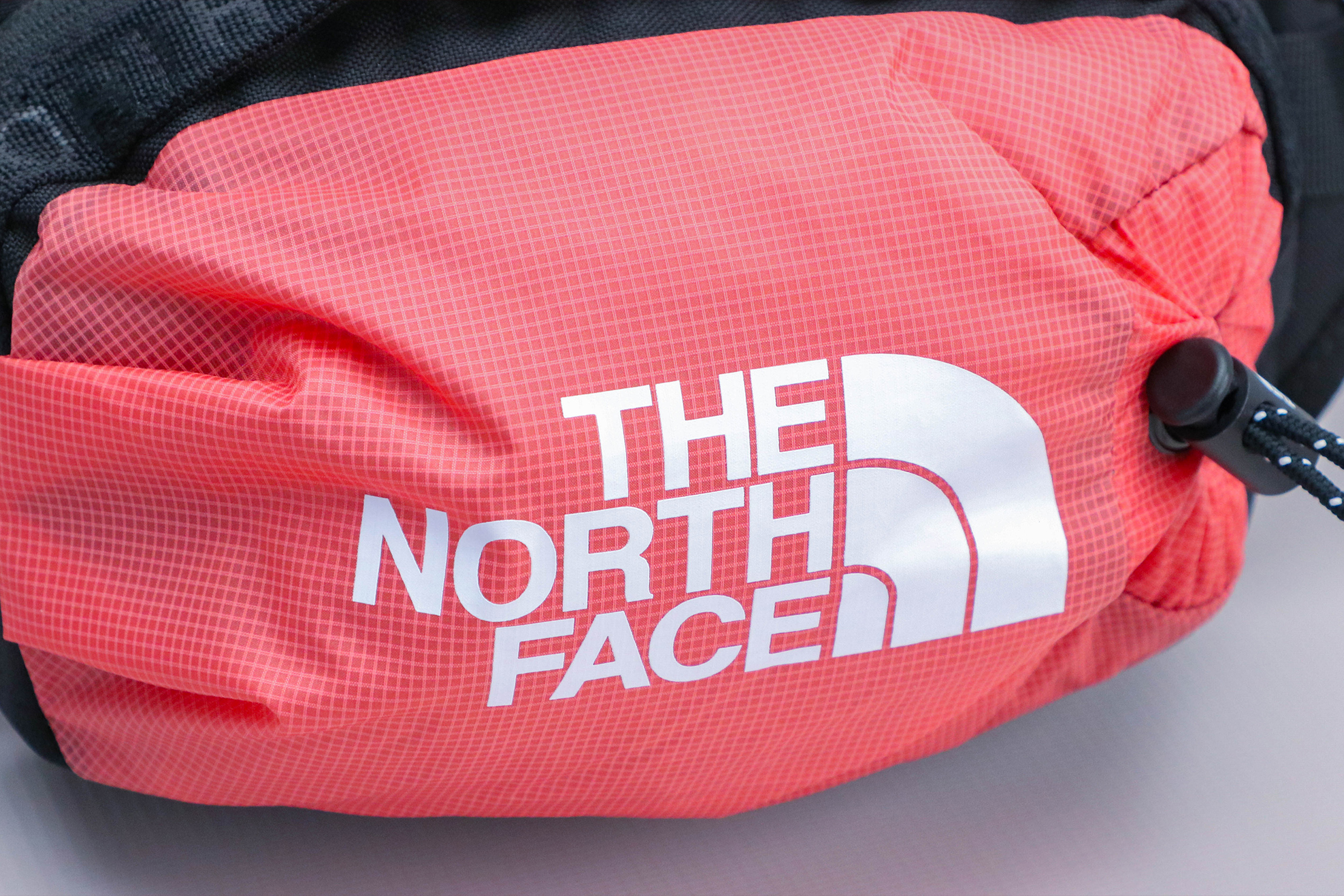 The North Face Bozer Hip Pack III Brand Label