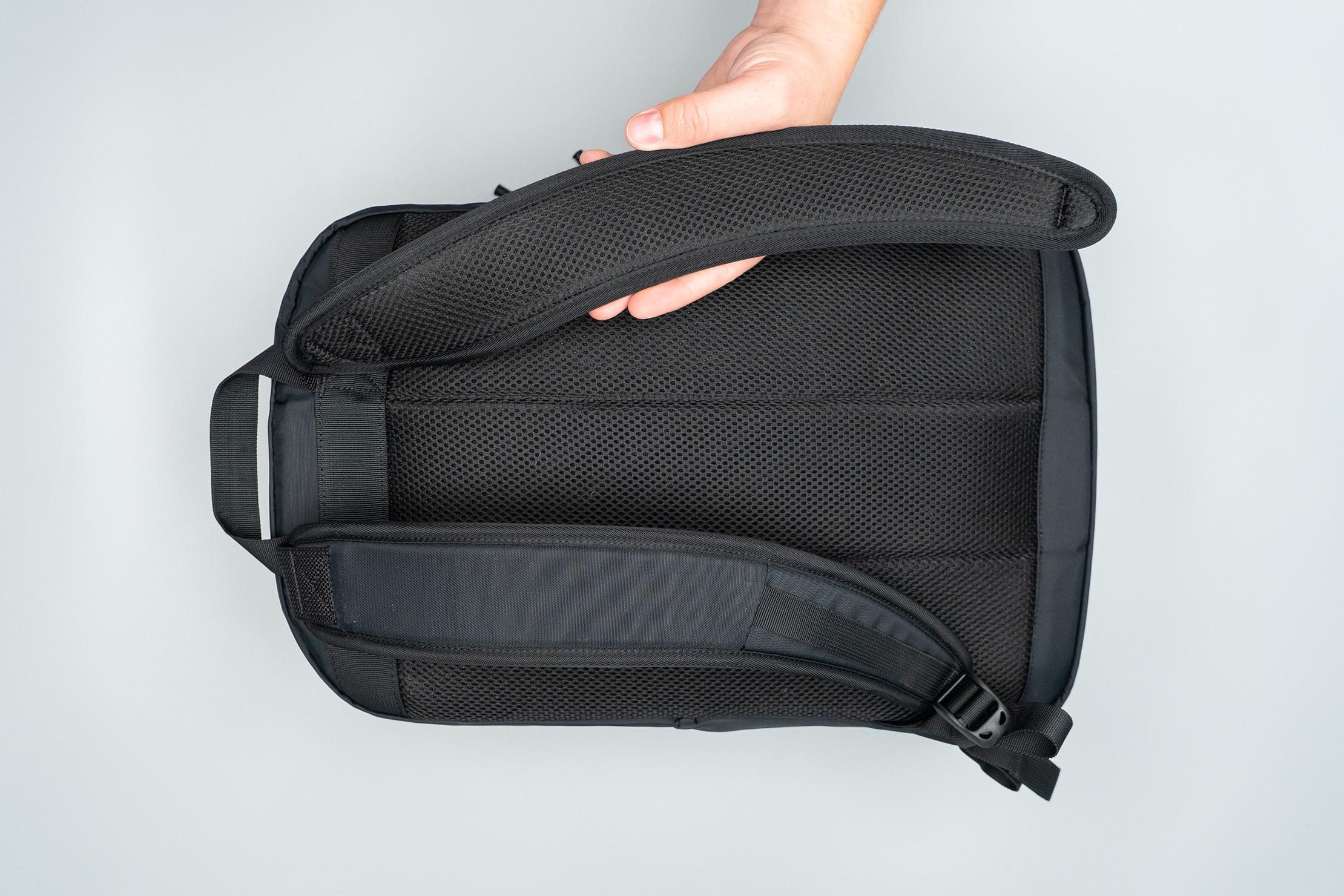 Timbuk2 Parkside Laptop Backpack 2.0 Back Panel Strap Mesh