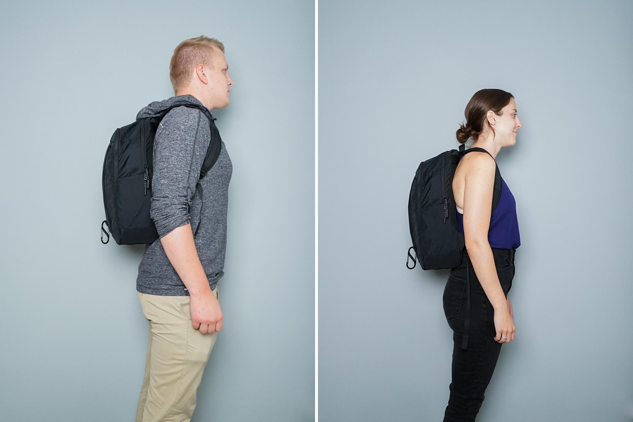 Timbuk2 Parkside Laptop Backpack 2.0 Fitnote