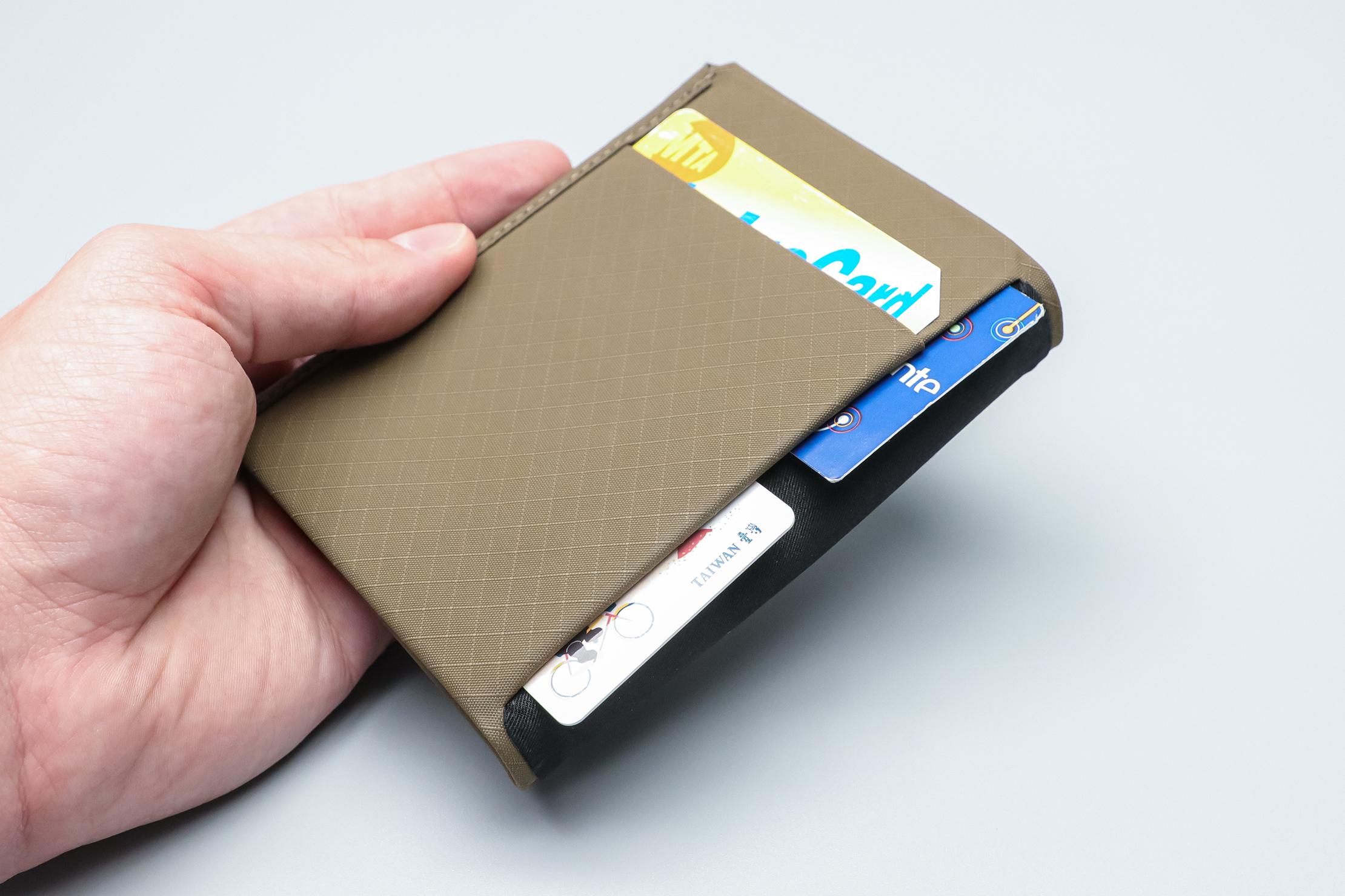 Pioneer Passport Wallet Card Pocket 2