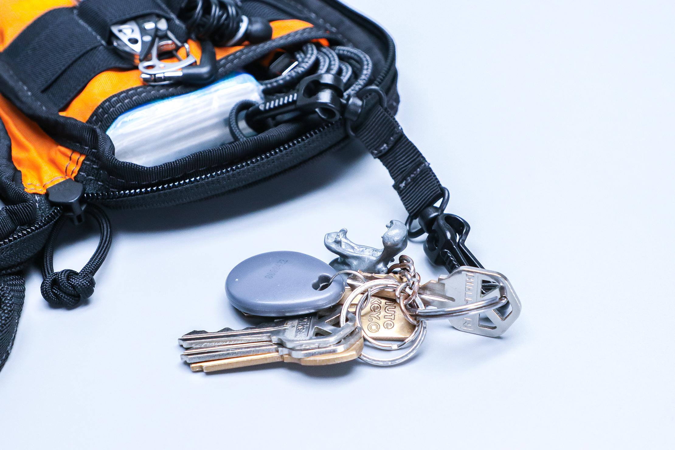 Vanquest PPM-HUSKY 2.0 Key Clip