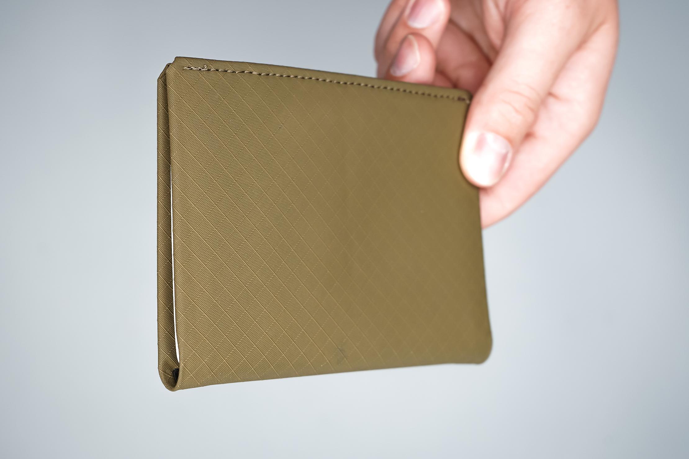 Pioneer Passport Wallet Hidden Seam