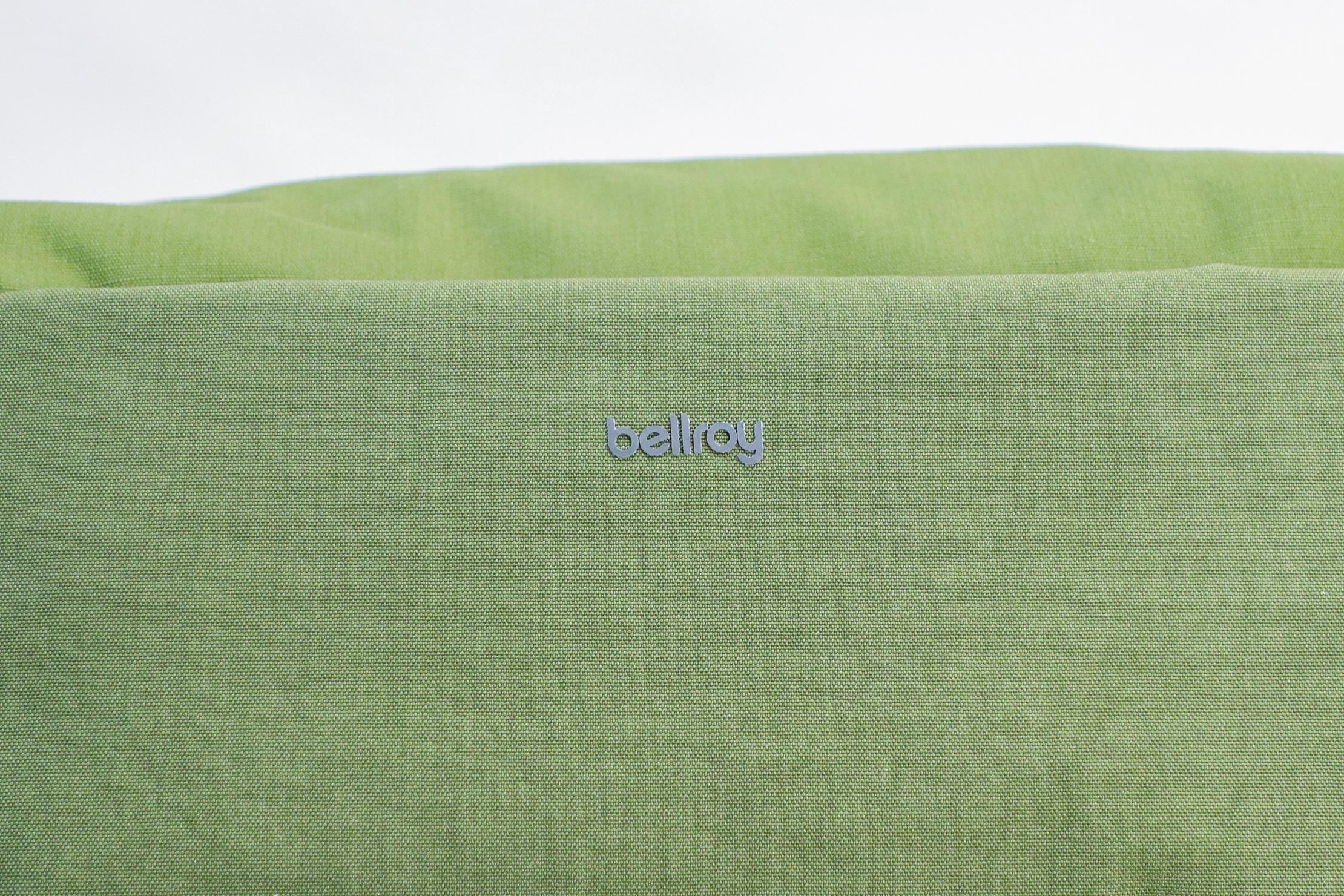 Bellroy Venture Sling Logo