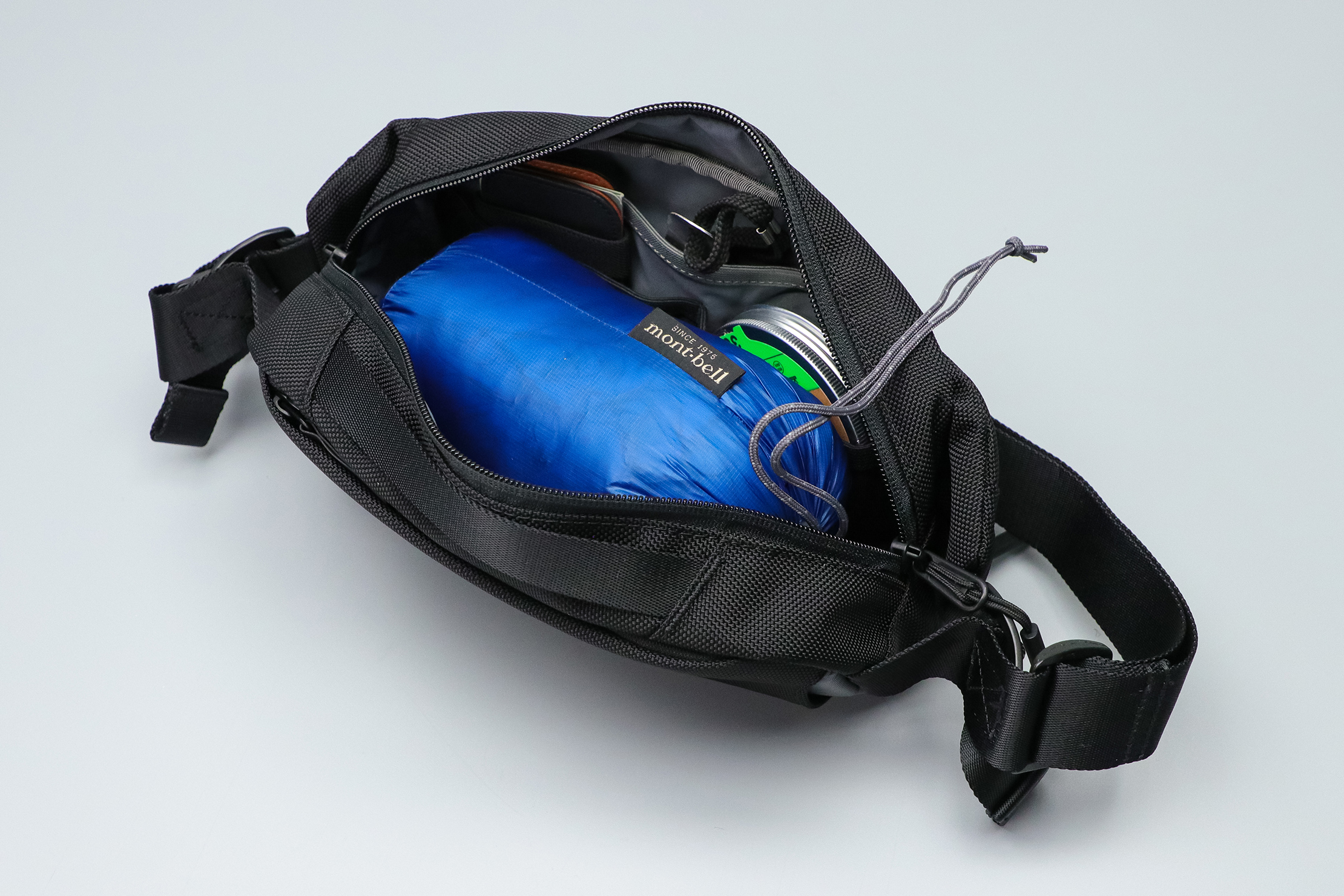 Aer City Sling 2 Main Compartment Packed 2