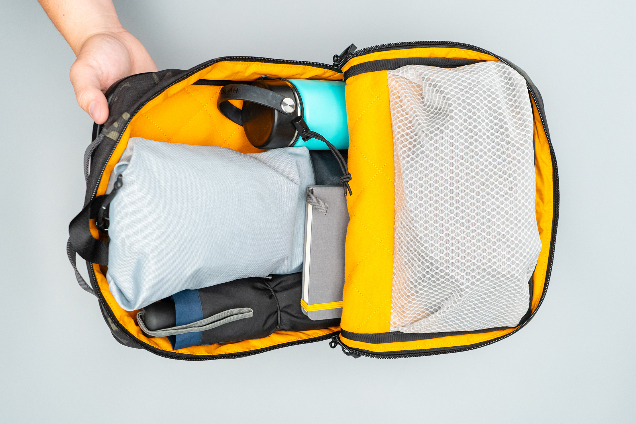 Vanquest ADDAX-18 Backpack main compartment