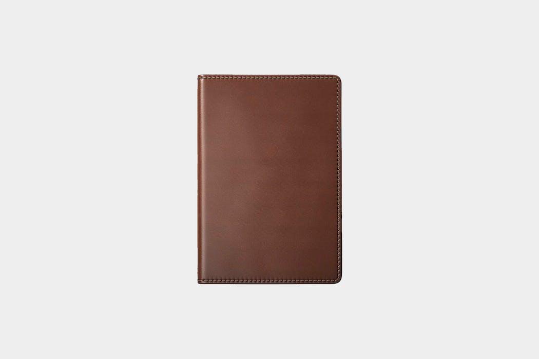 Nomad Goods Traditional Passport Wallet