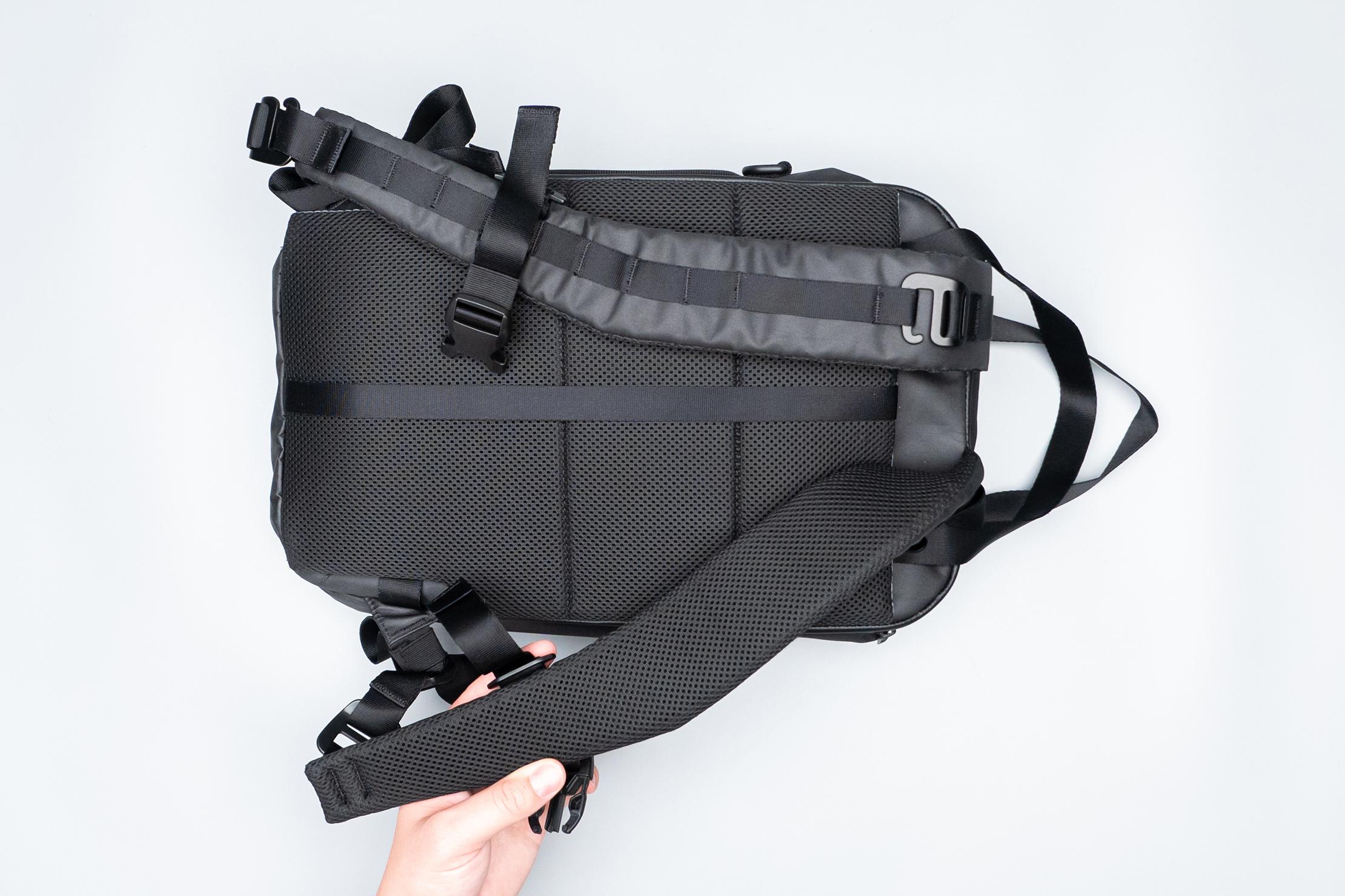 Gravel Backpack Travel System 11L Harness System