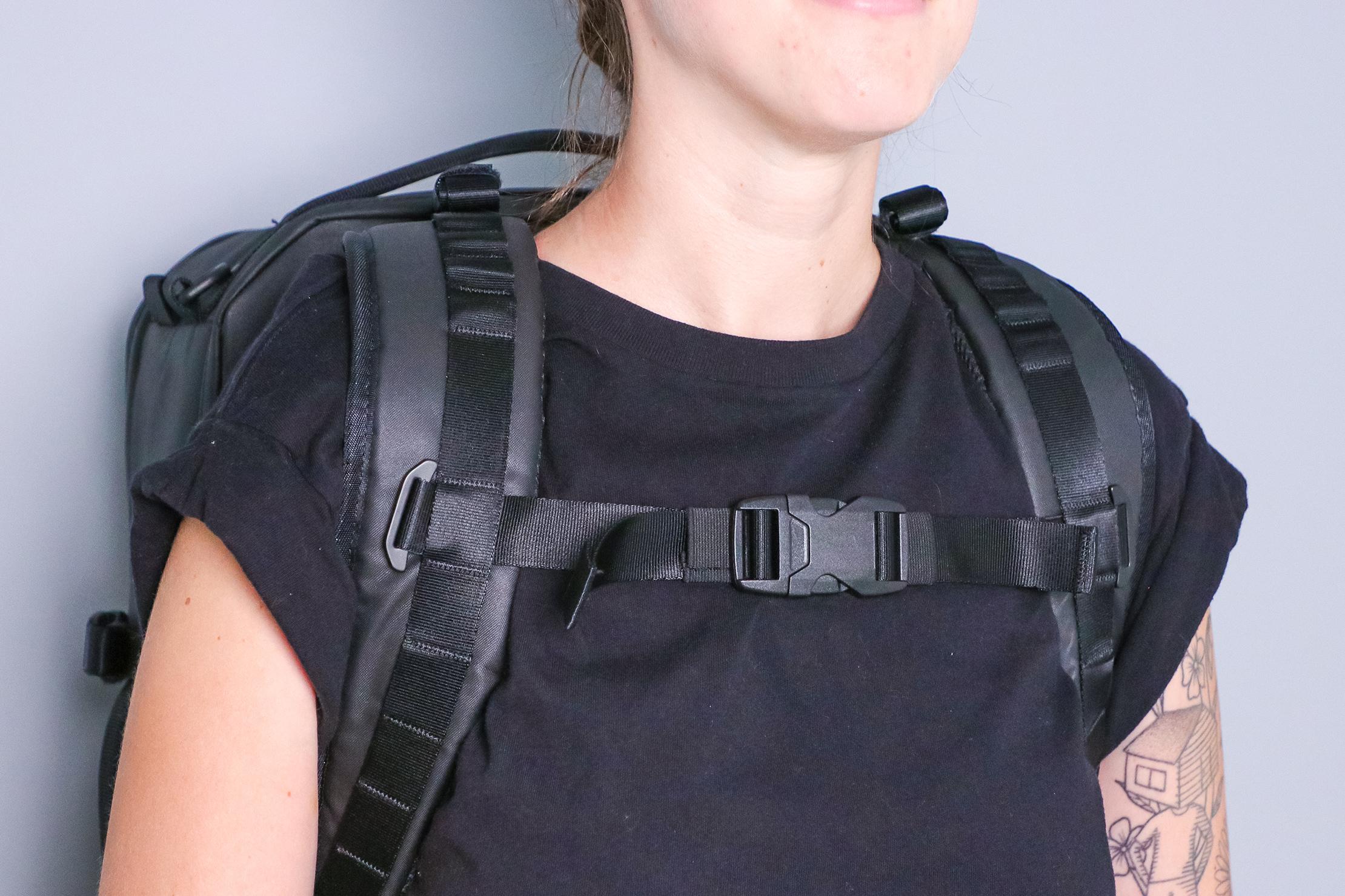 Gravel Backpack Travel System Straps 42L
