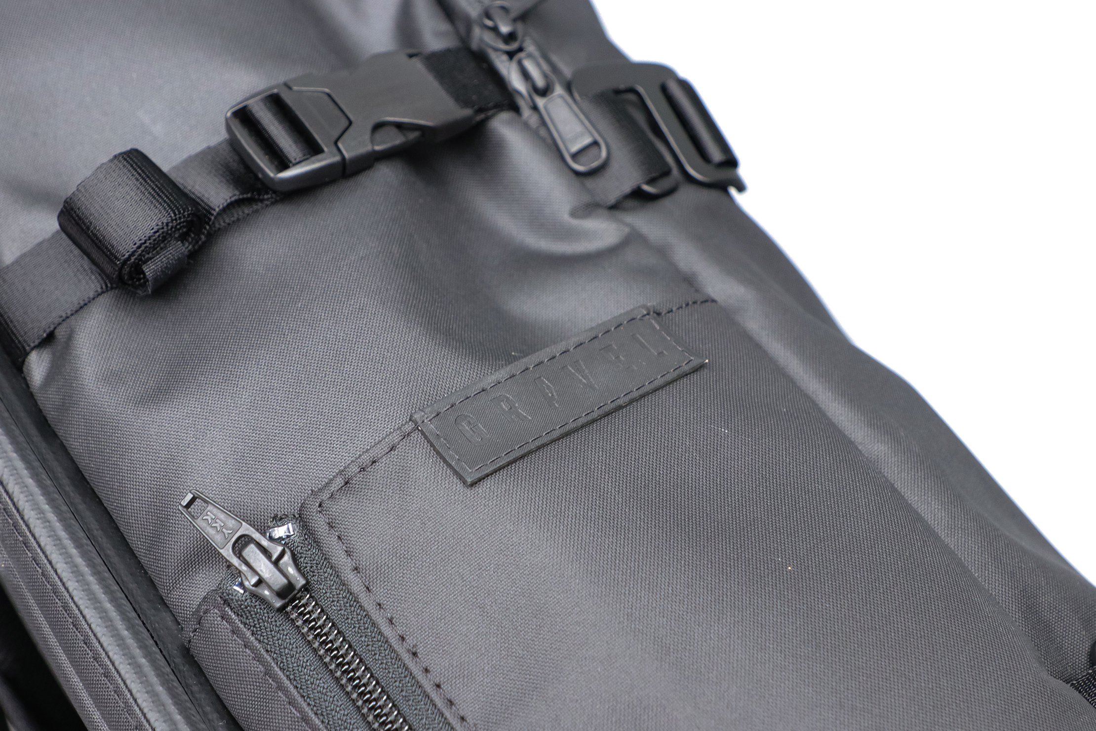 Gravel Backpack Travel System 42L Logo