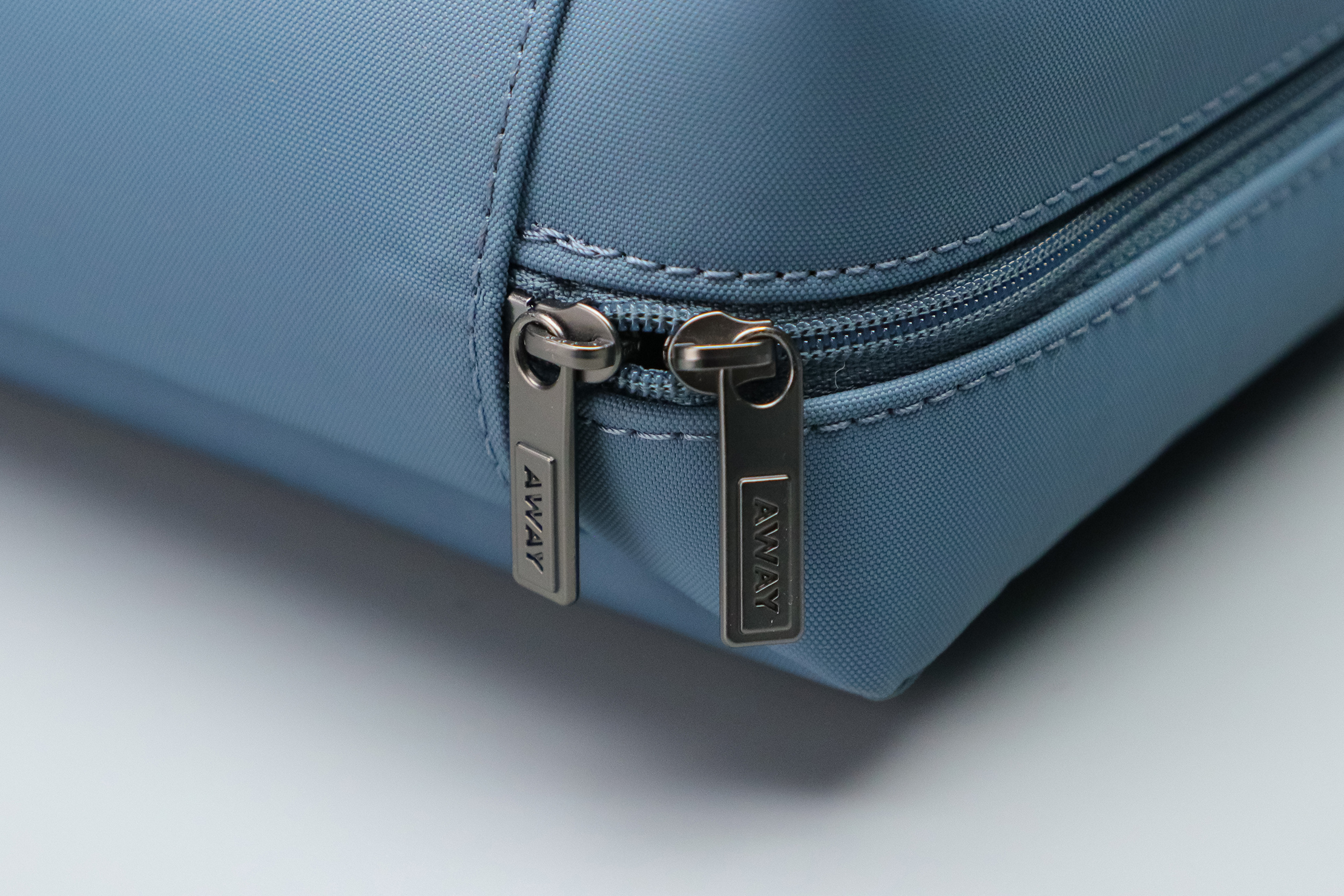 Away Small Toiletry Bag Zippers