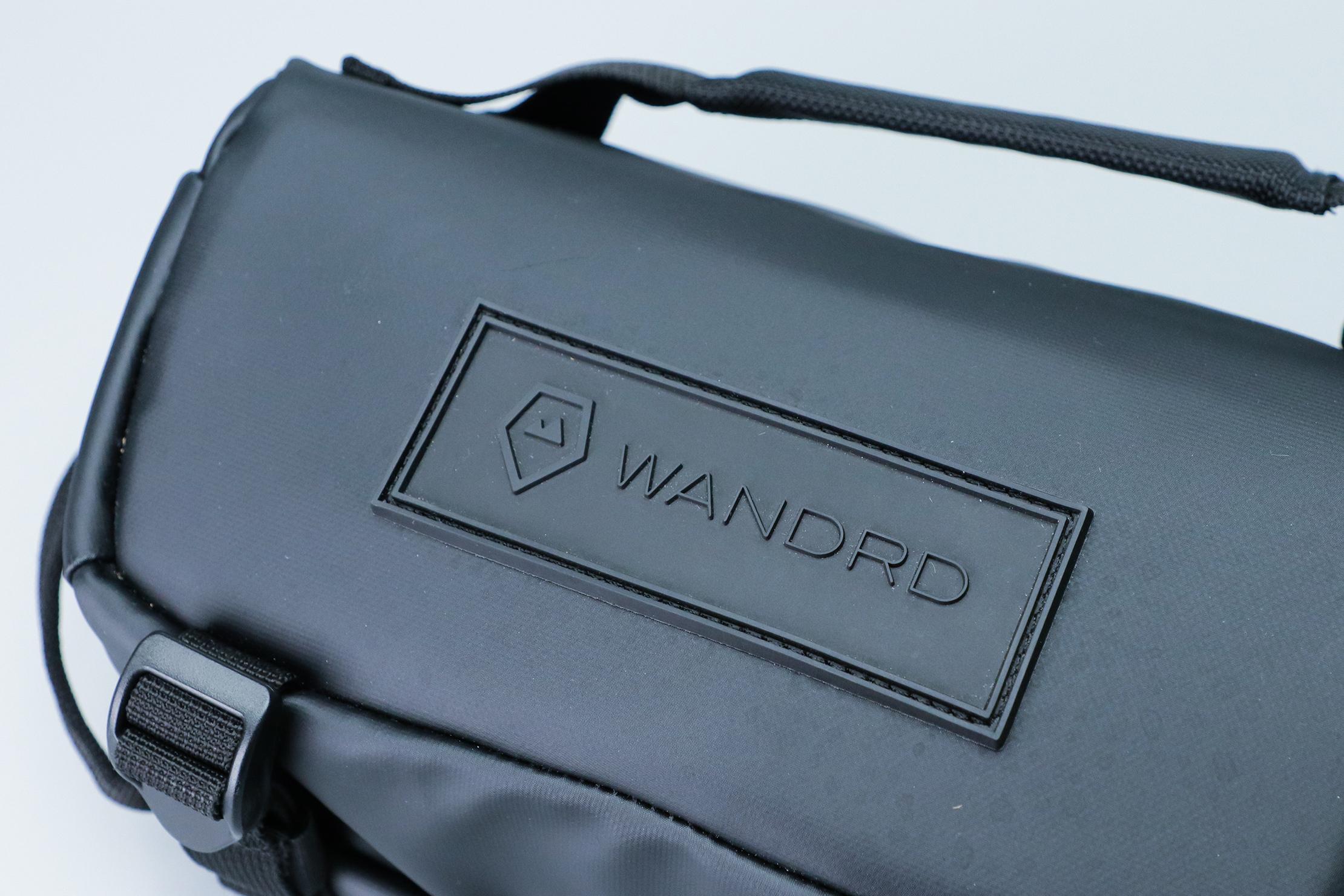 WANDRD ROAM Sling Logo