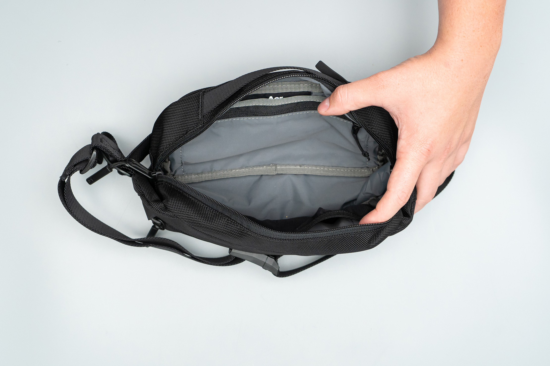 Aer City Sling 2 Main Compartment Empty