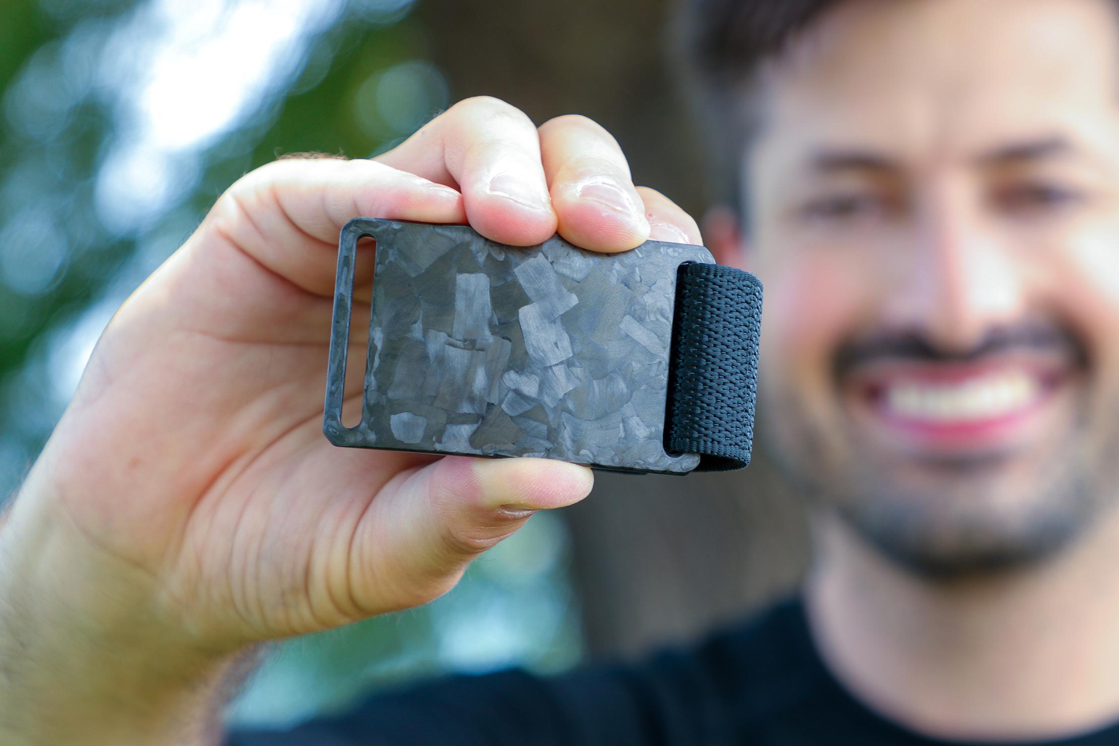 Grip6 Forged Carbon Fiber Belt Usage 3