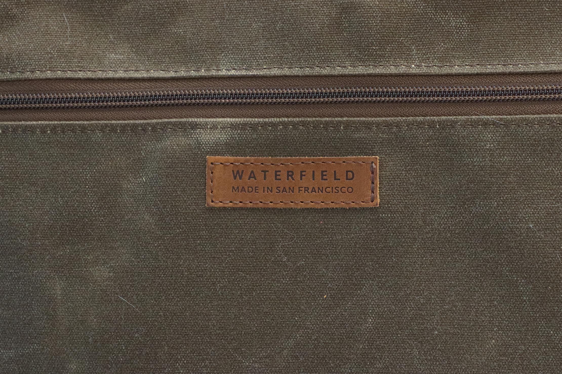 WaterField Designs Air Caddy Logo