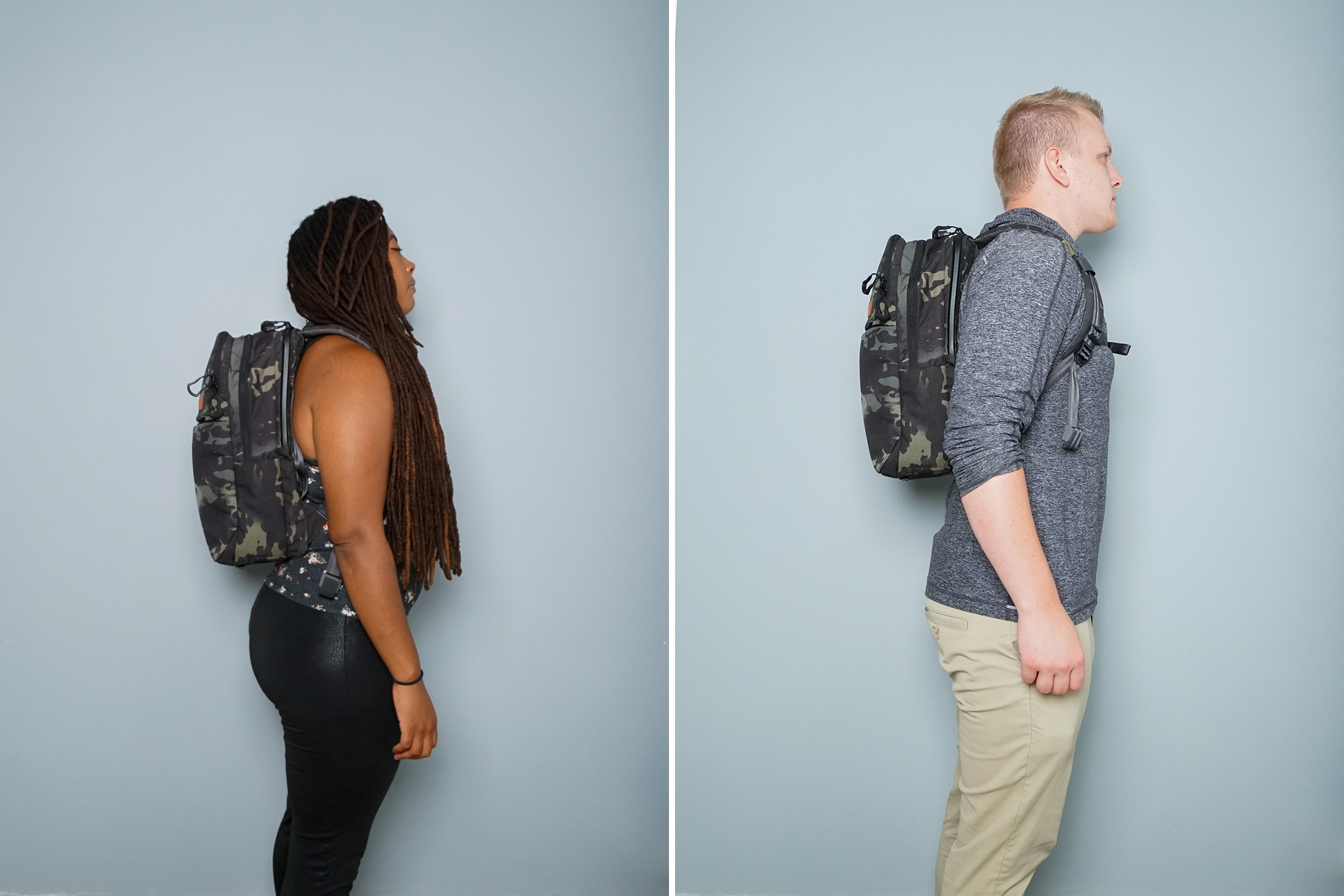 Vanquest ADDAX-18 Backpack male/female fit
