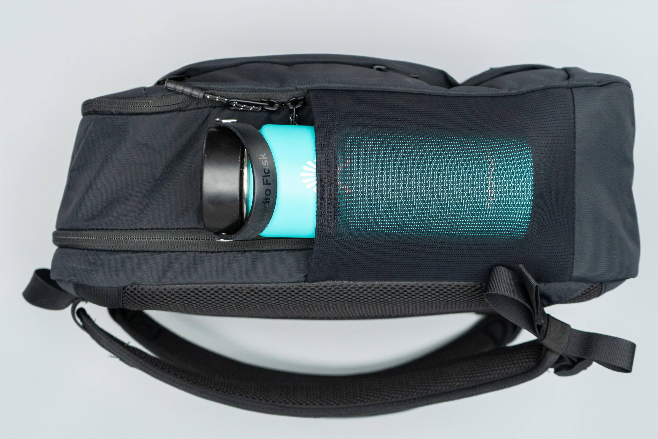 Timbuk2 Parkside Laptop Backpack 2.0 Water Bottle Pocket