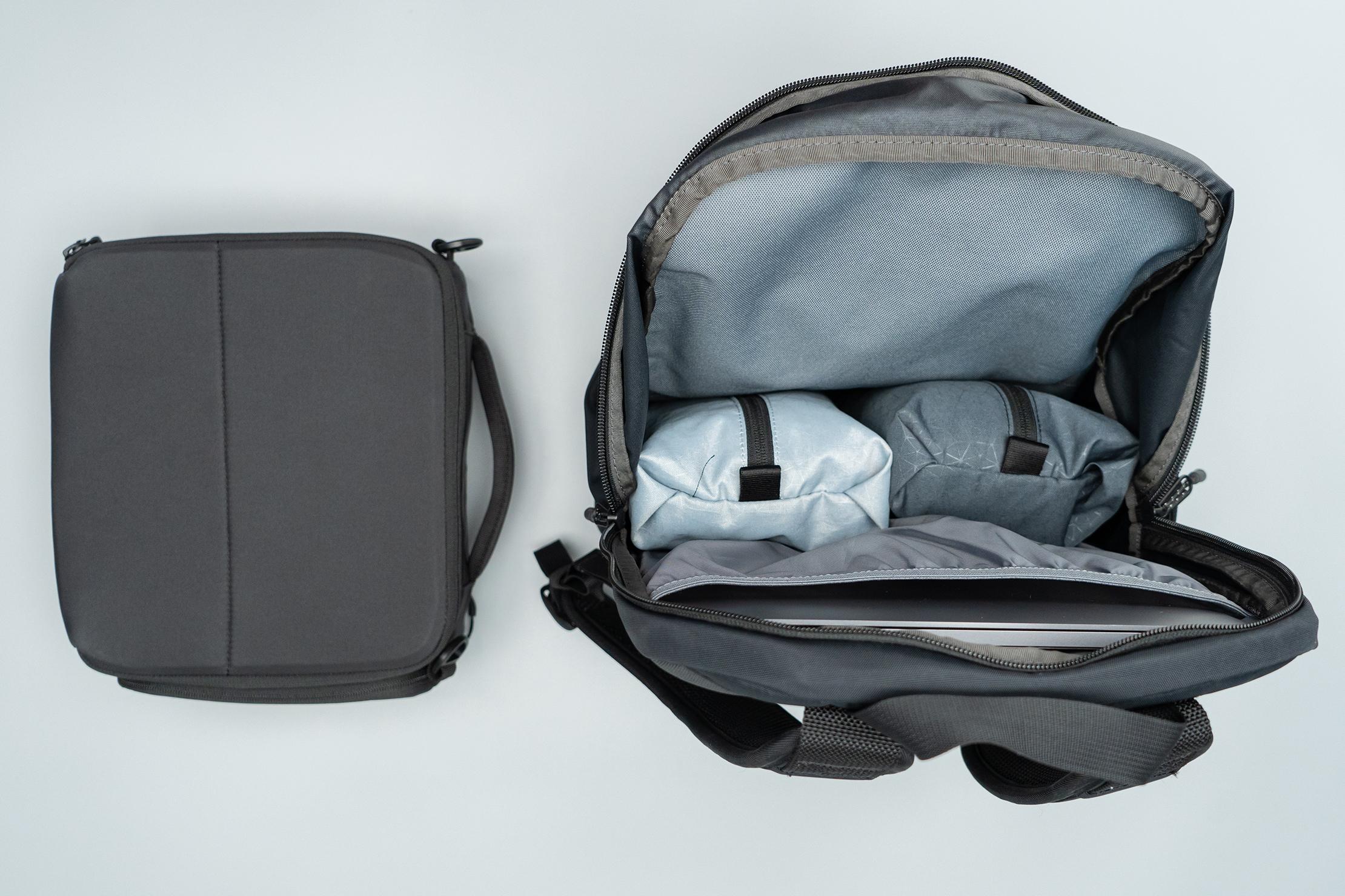 Timbuk2 Parkside Laptop Backpack 2.0 Camera Cube