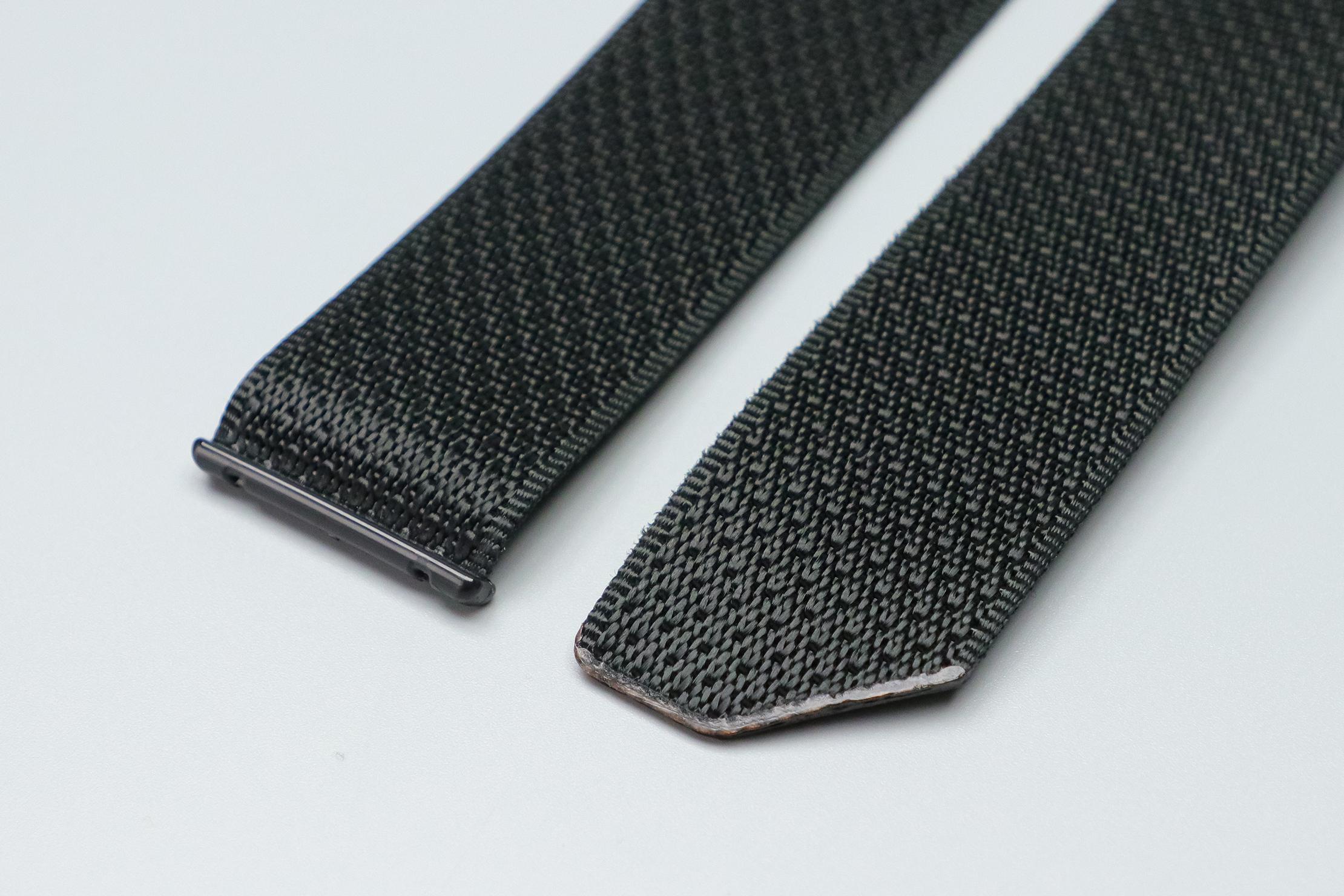 Grip6 Forged Carbon Fiber Belt Ends
