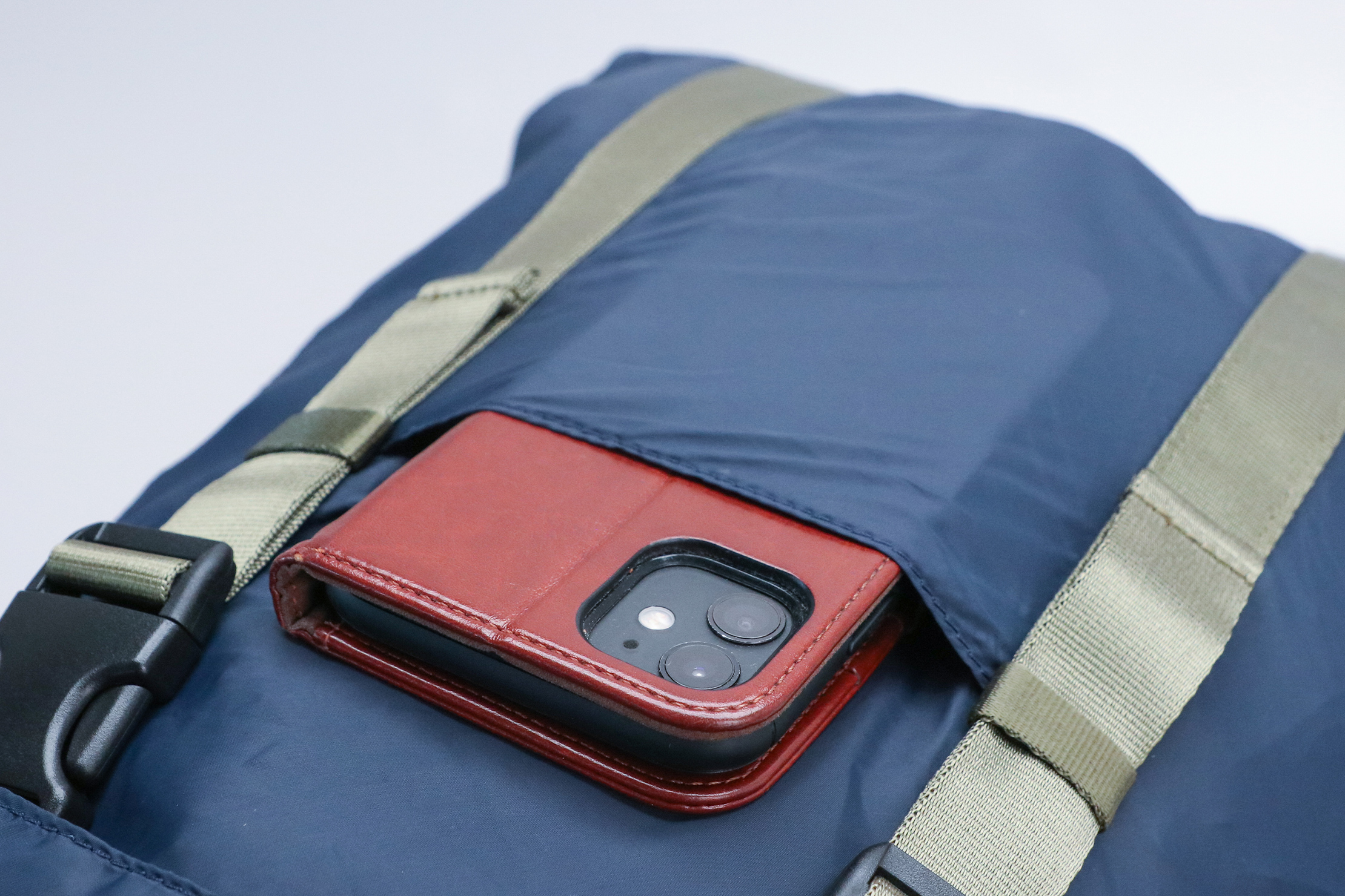 Away Packable Backpack Phone