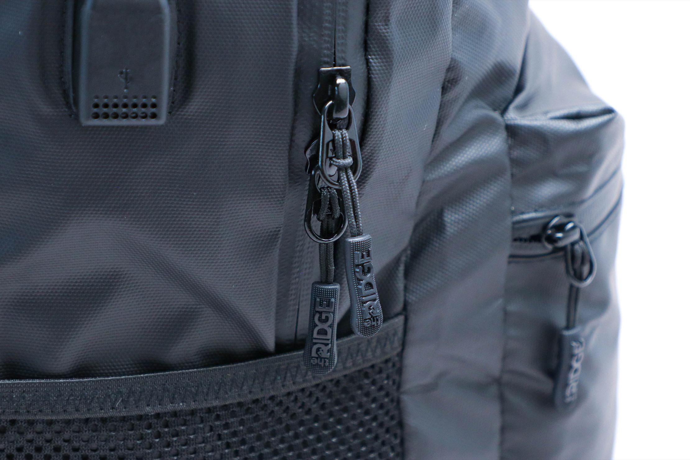 The Ridge Classic Backpack Weatherproof Zipper