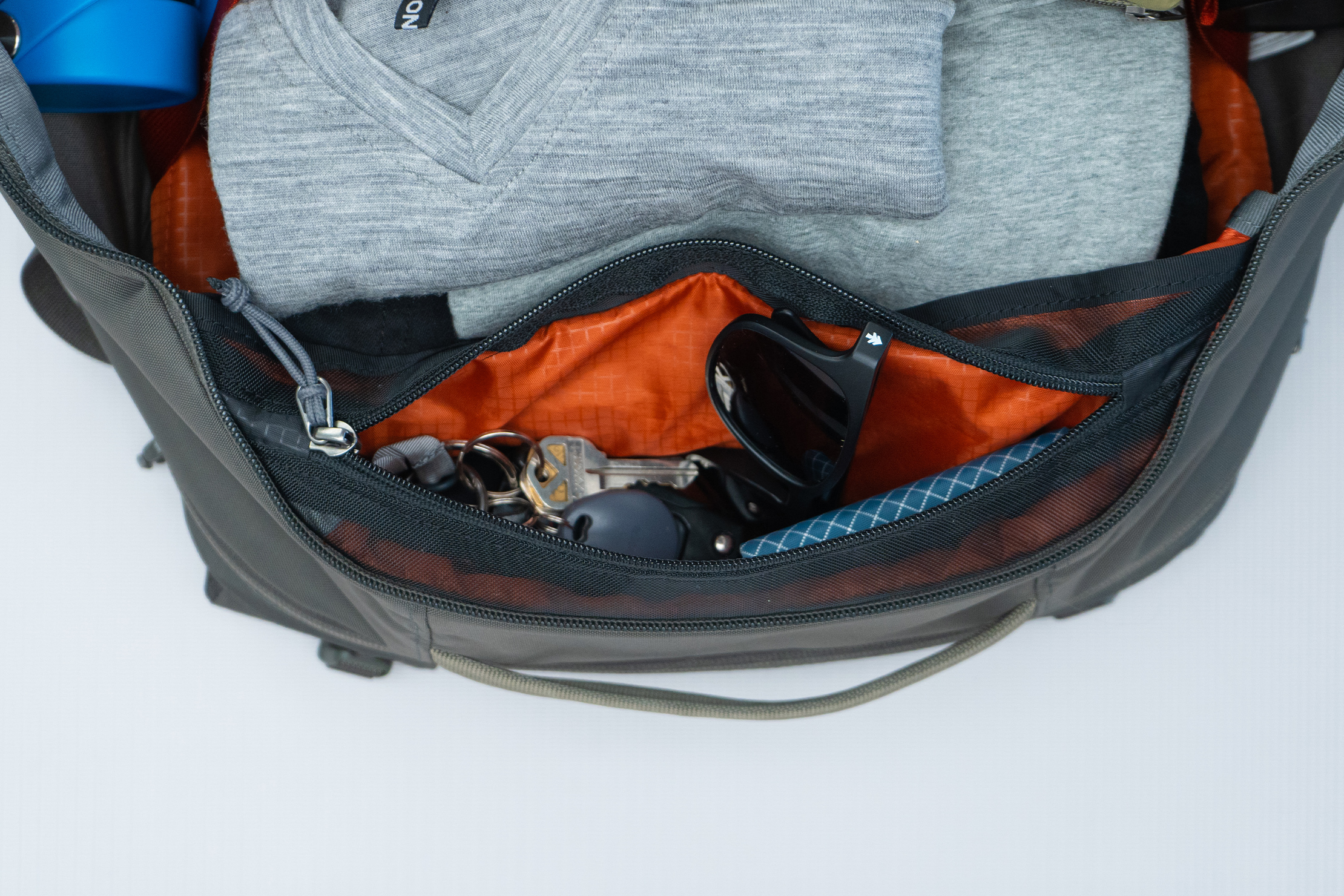 Gregory Detour 40 Backpack Interior Mesh Pocket