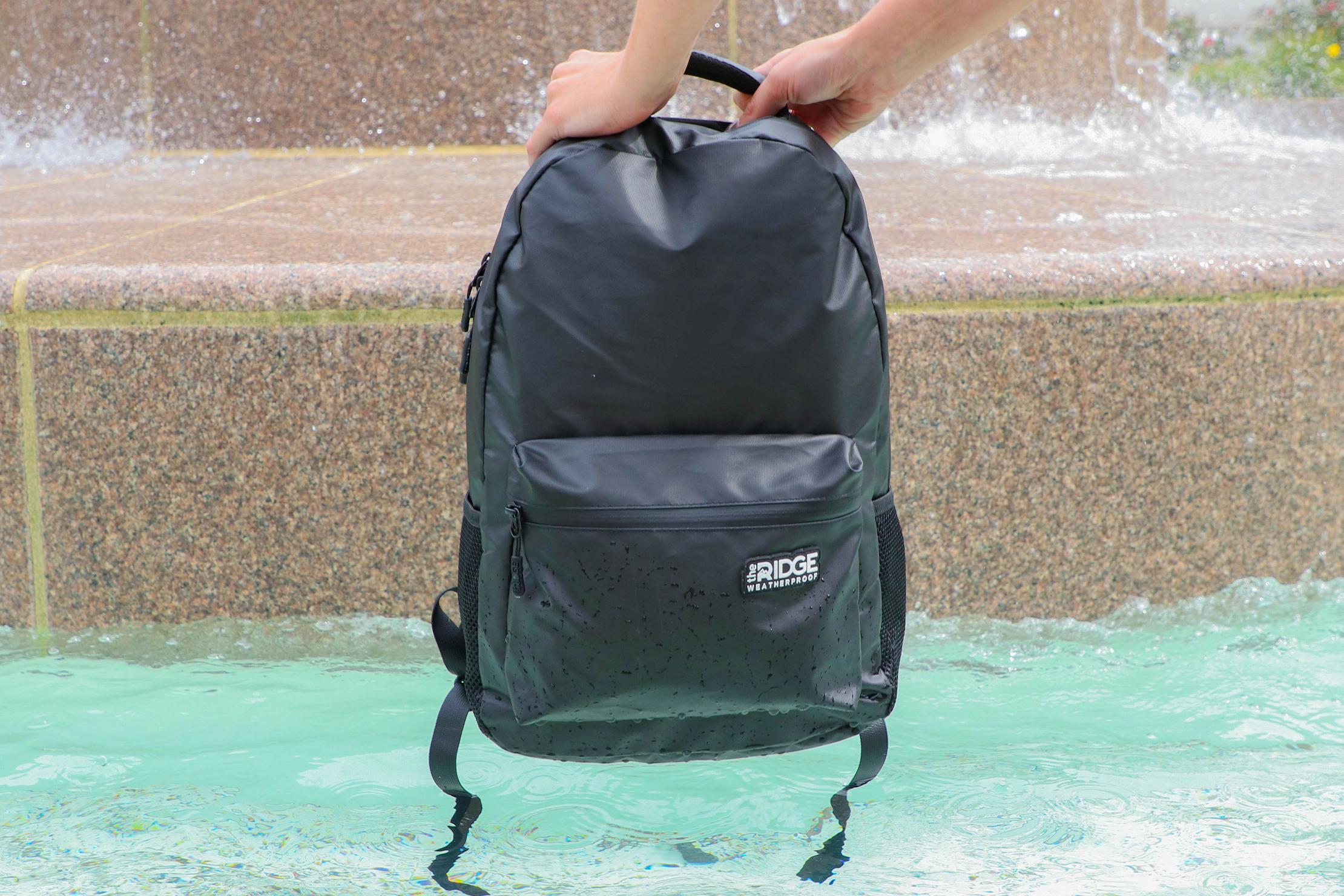 The Ridge Classic Backpack Weatherproof Dip