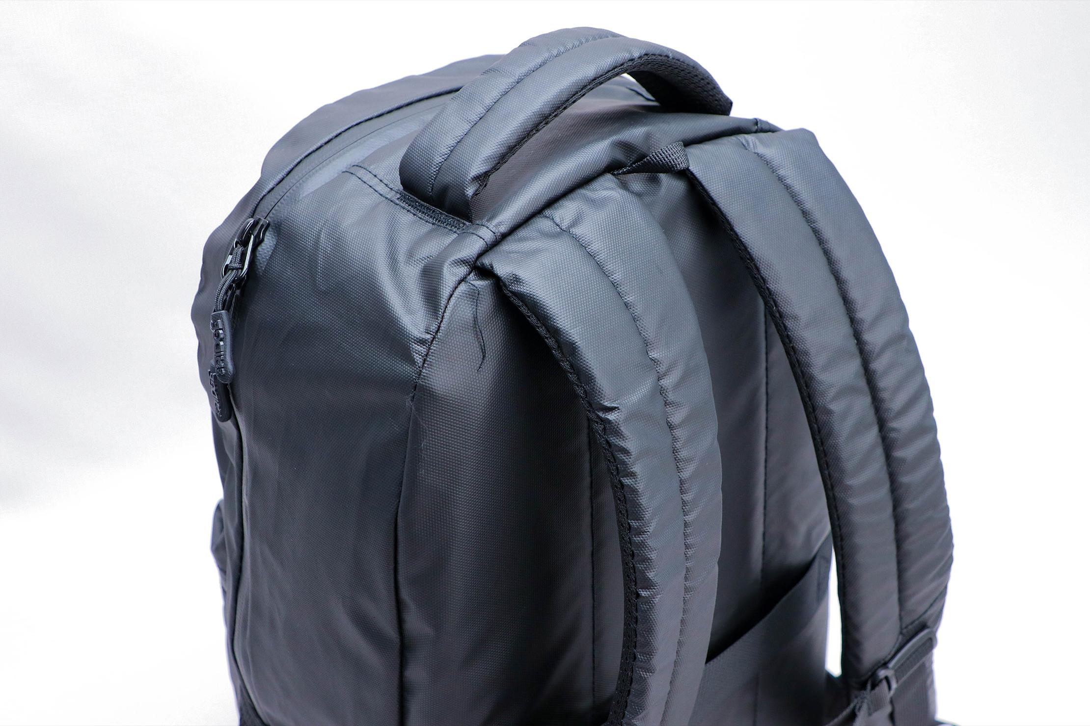 The Ridge Classic Backpack Weatherproof Semi Back