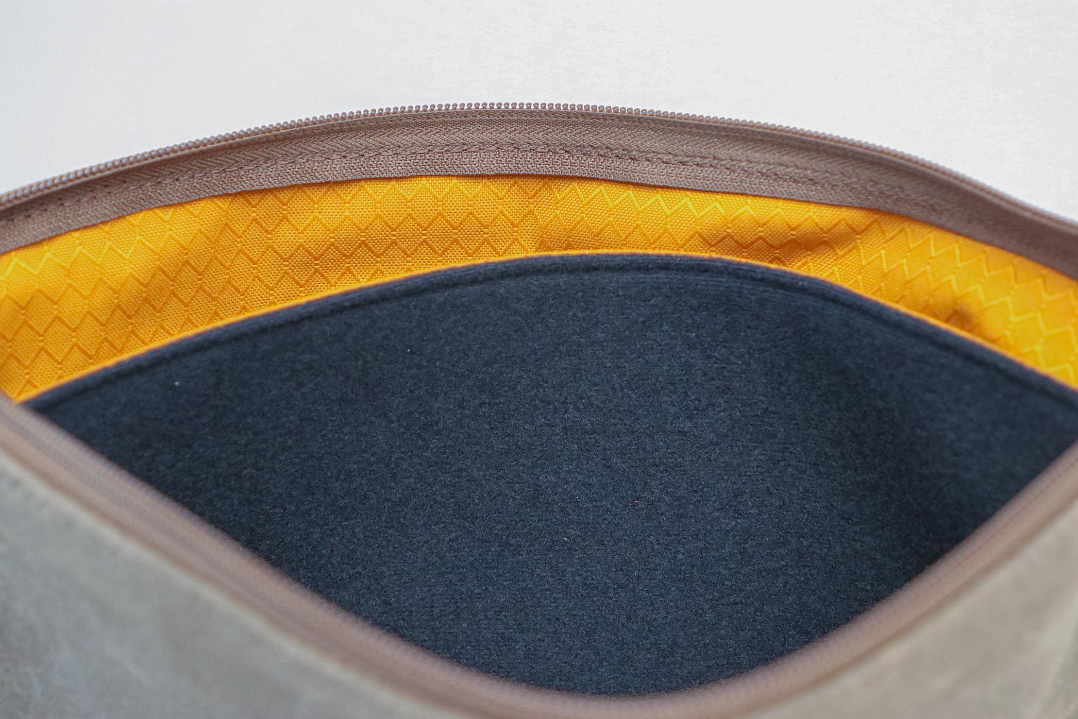 WaterField Designs Air Caddy Sleeve Fleece Liner