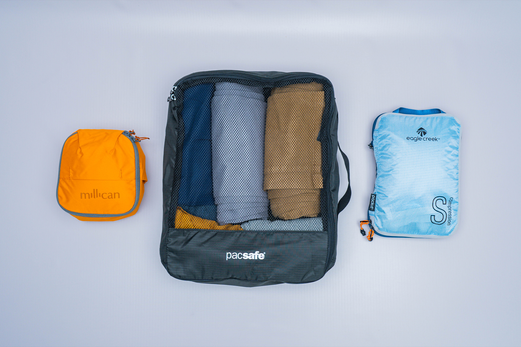 Pacsafe Travel Packing Cubes Three 2