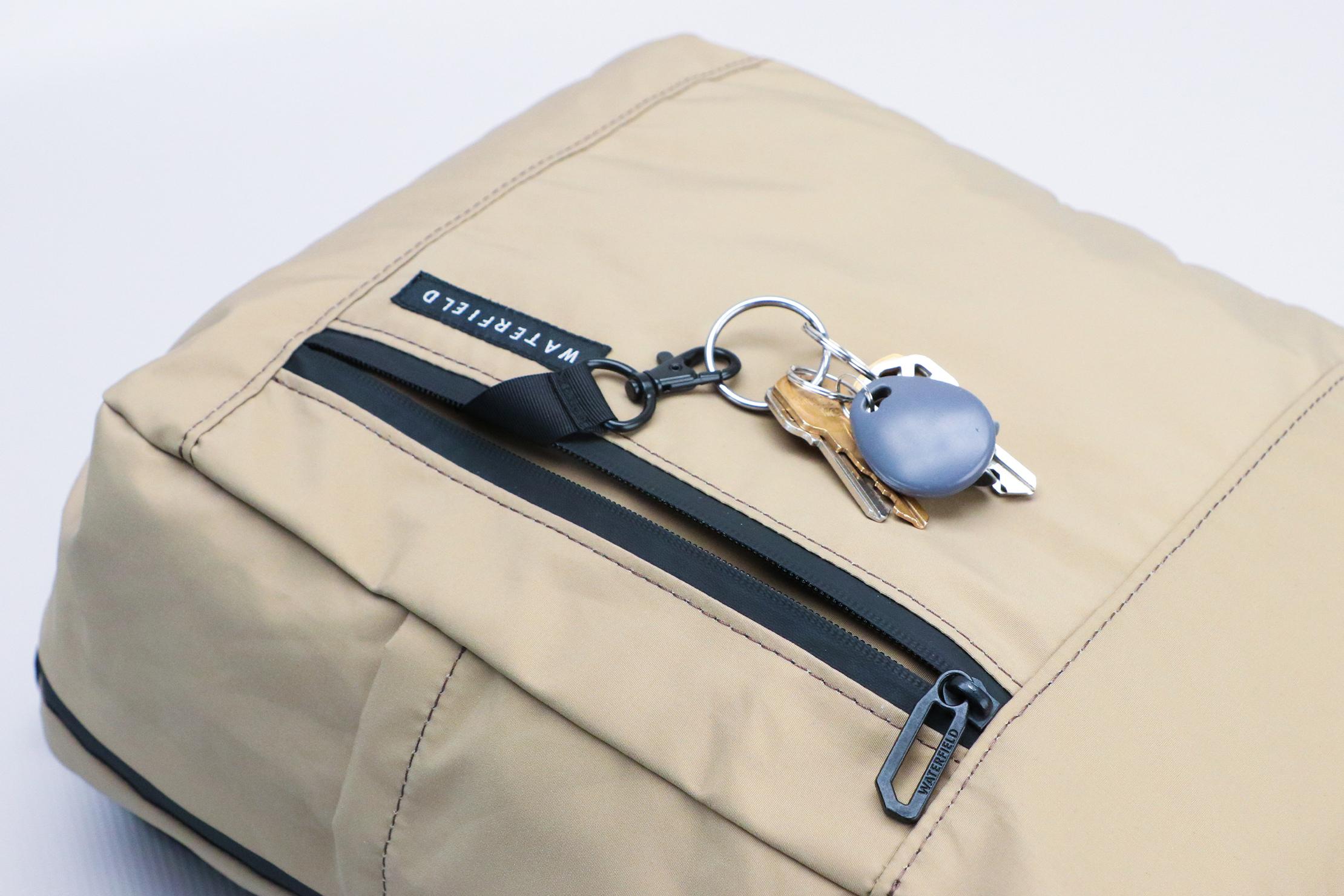 WaterField Designs Packable Backpack Keys