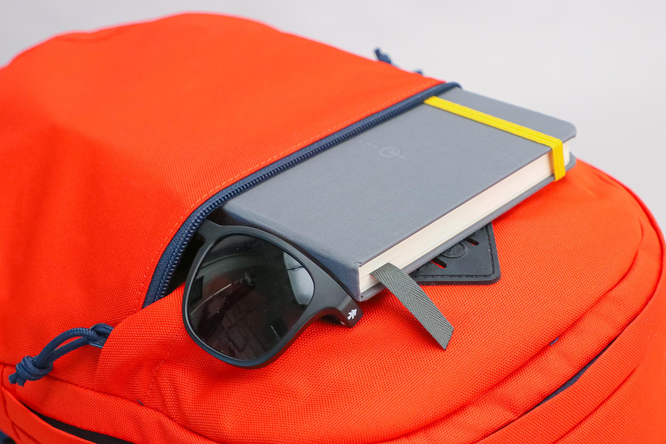 United By Blue 15L Commuter Backpack Front Pocket