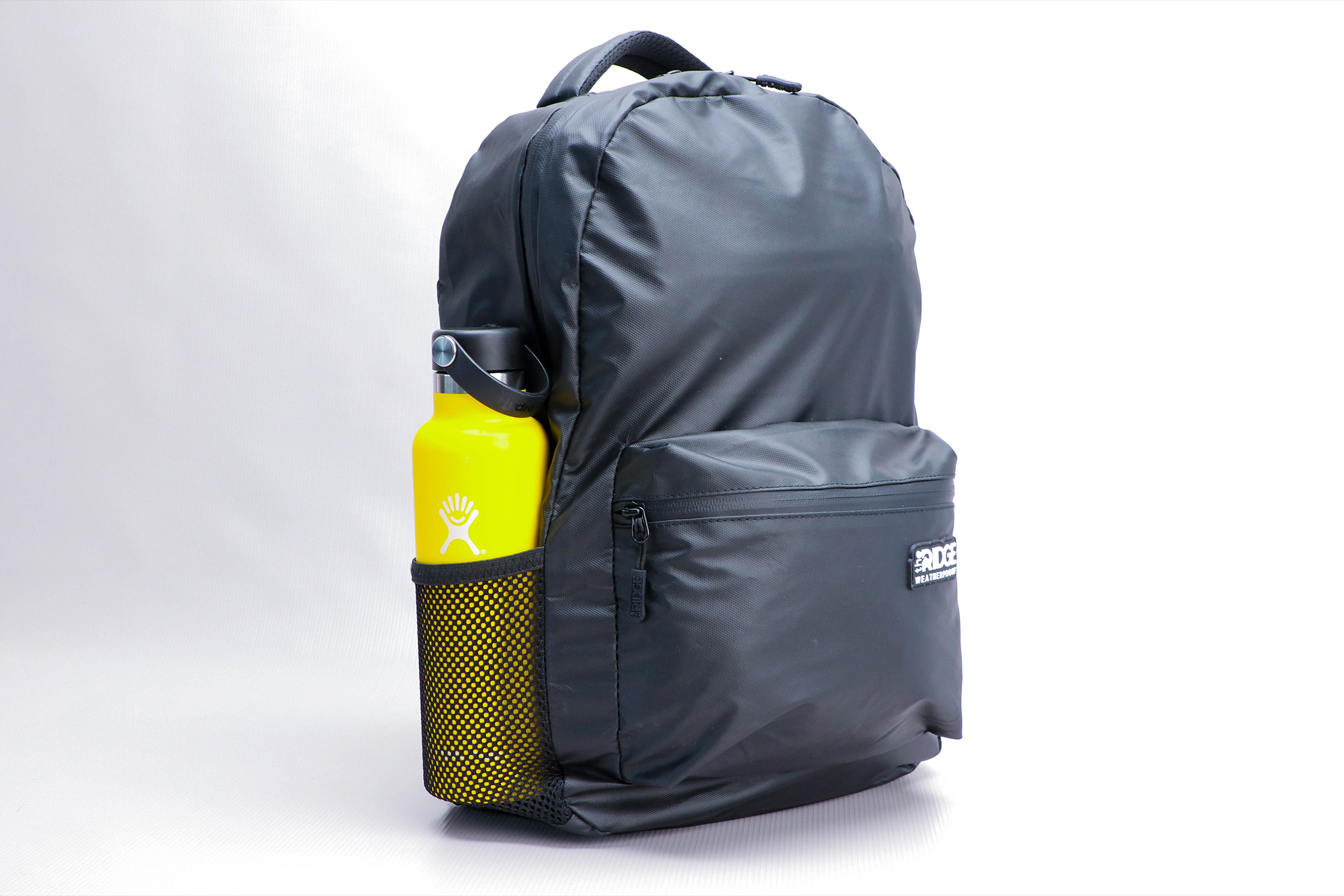 The Ridge Classic Backpack Weatherproof Side Pocket