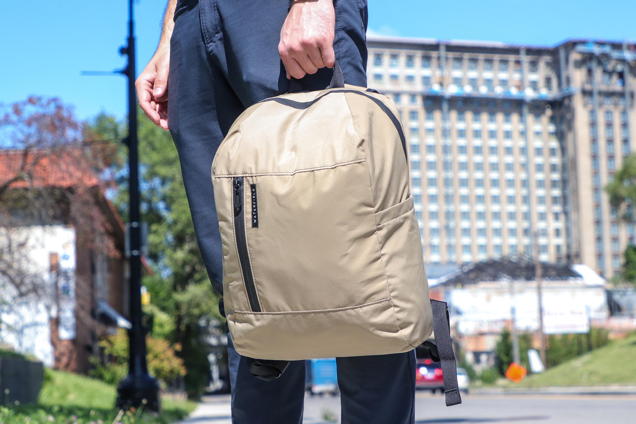 WaterField Designs Packable Backpack Handheld Outdoor