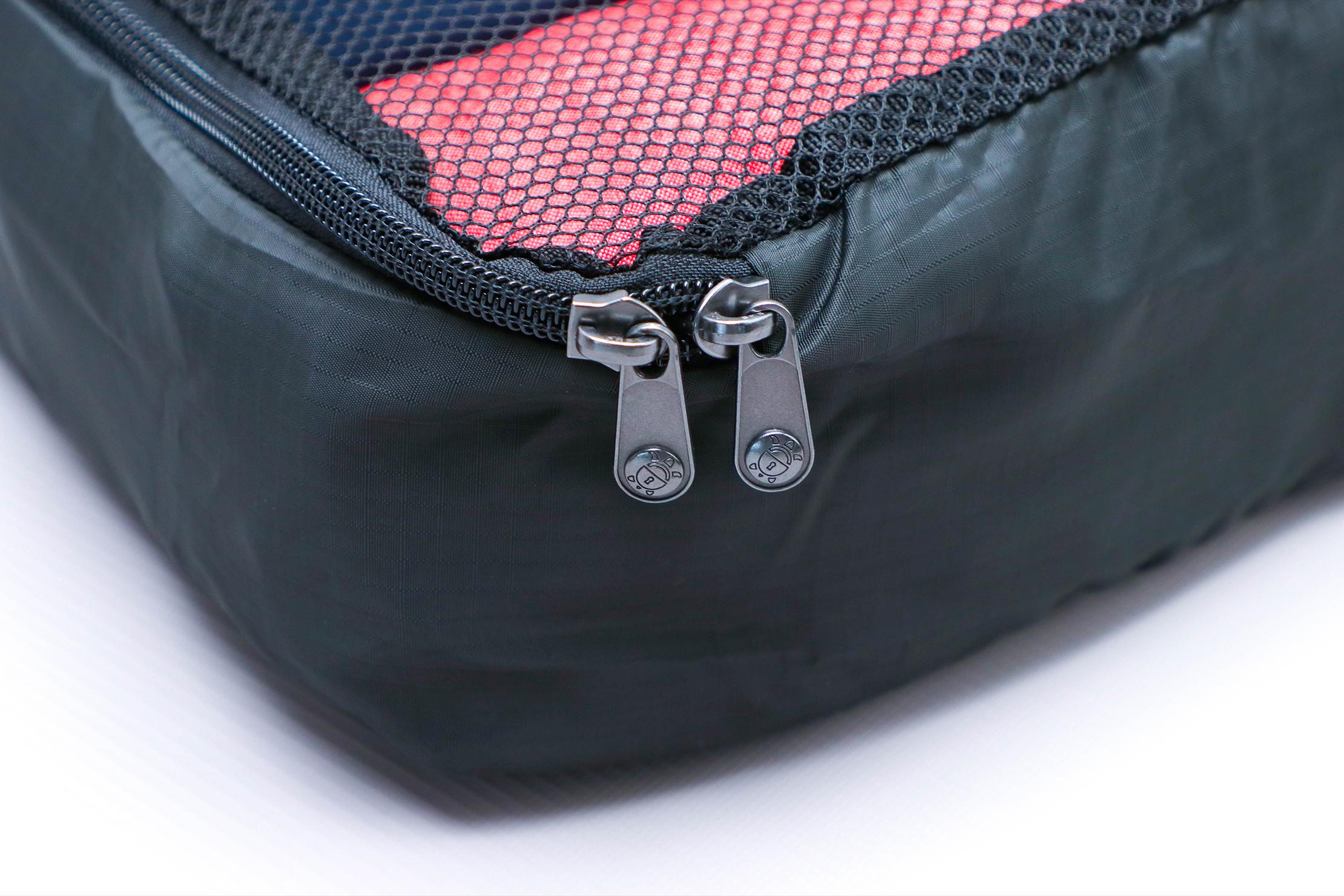 Pacsafe Travel Packing Cubes Zipper