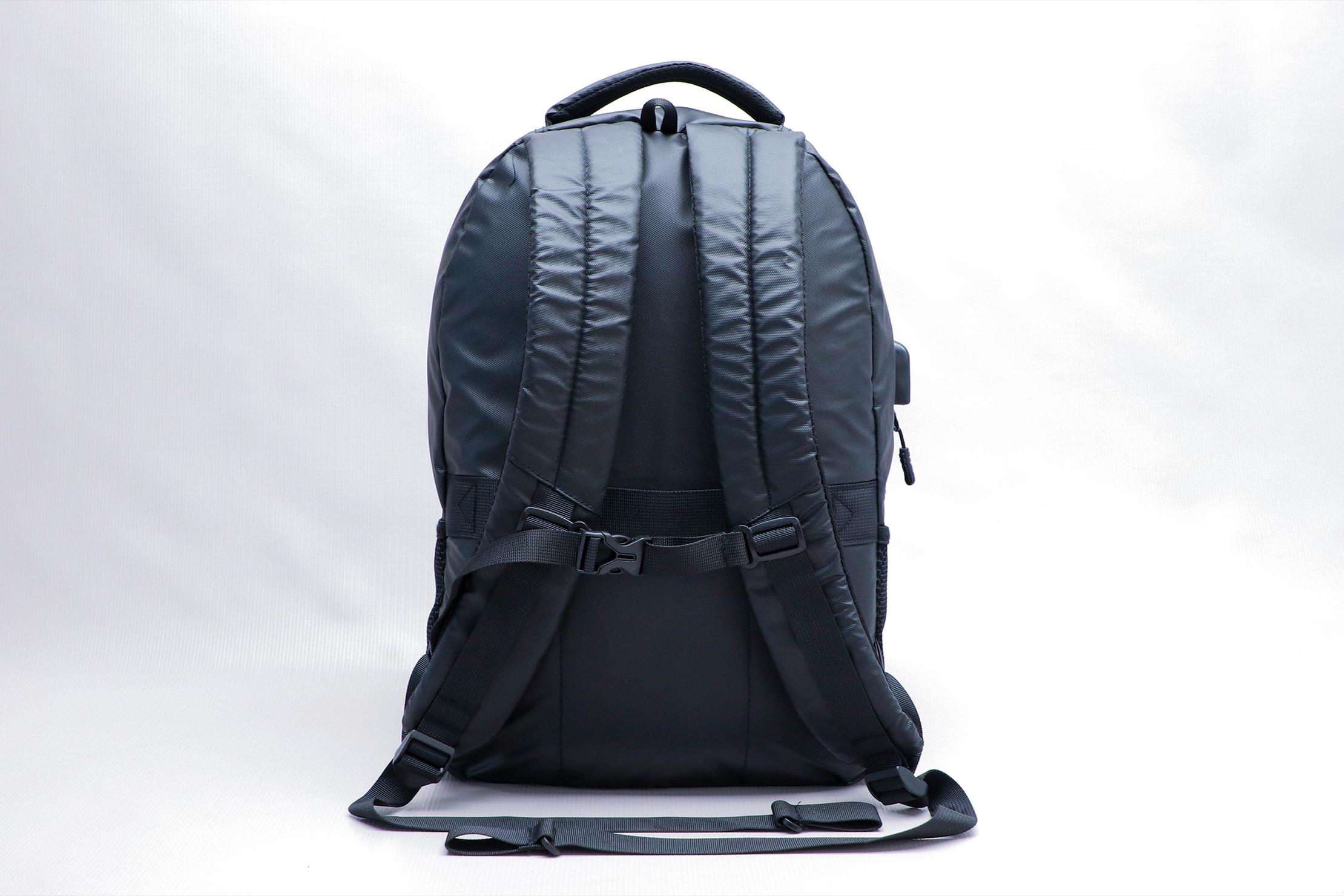 The Ridge Classic Backpack Weatherproof Back 2