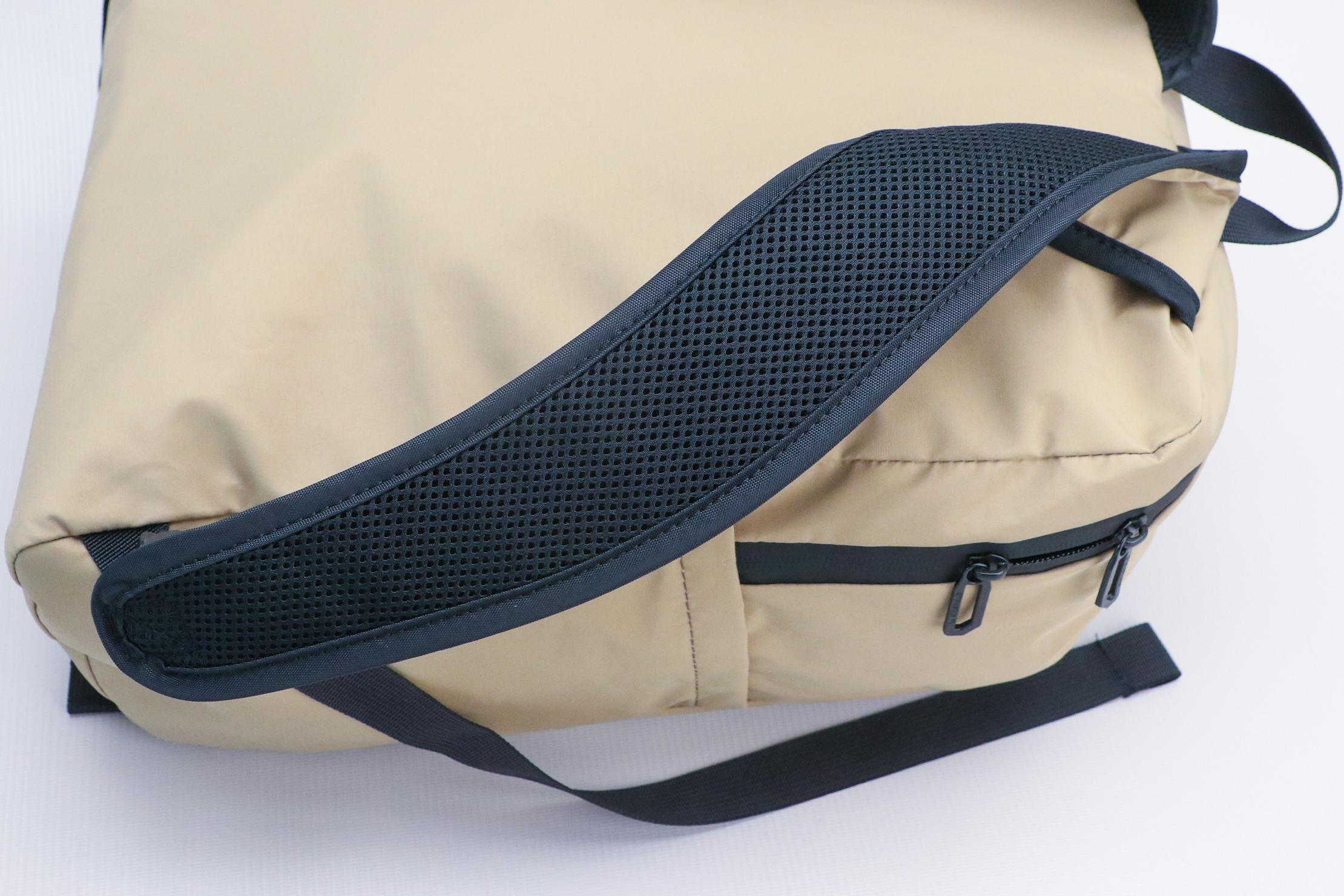 WaterField Designs Packable Backpack Strap Top