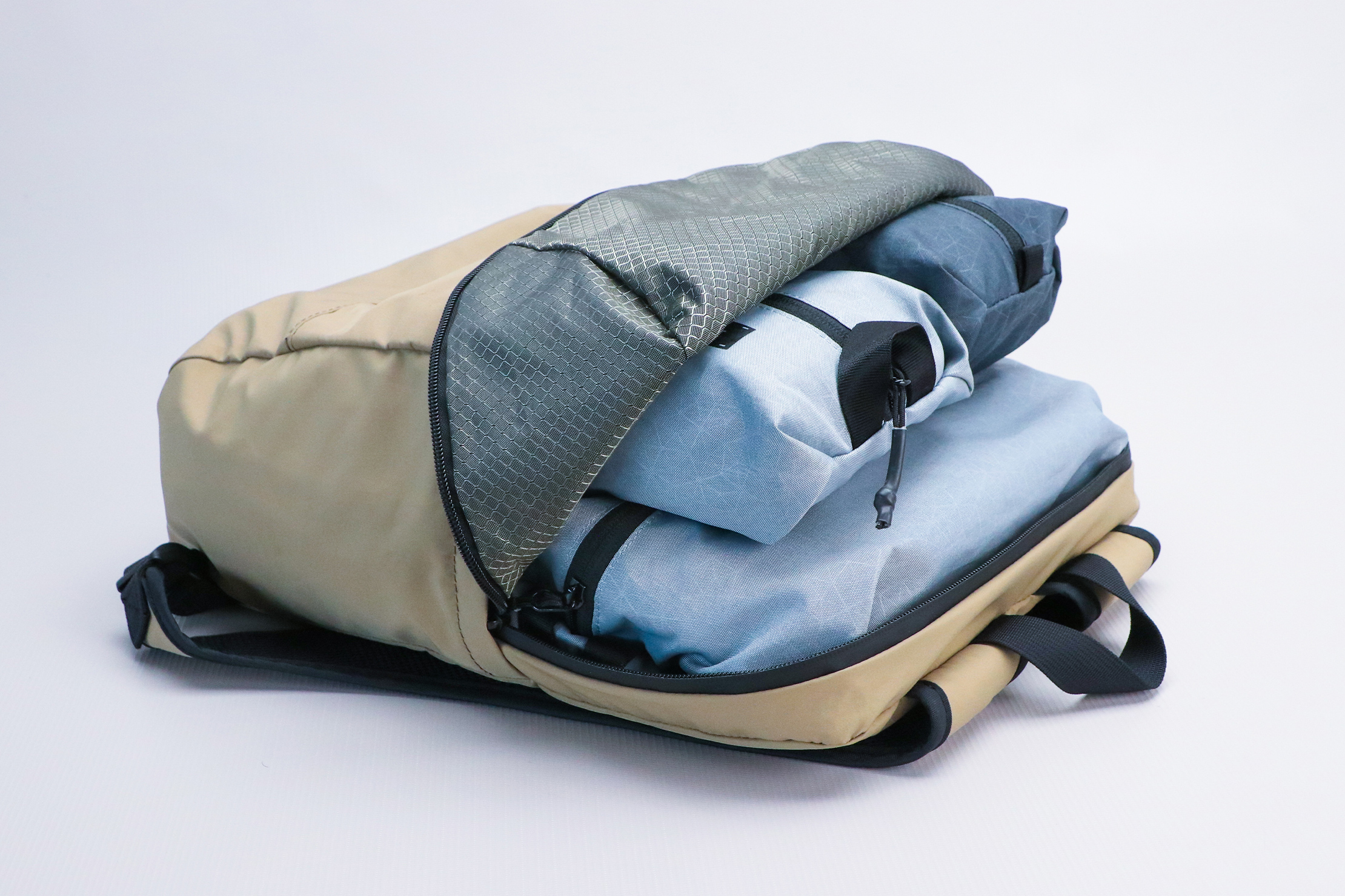 WaterField Designs Packable Backpack Pouches