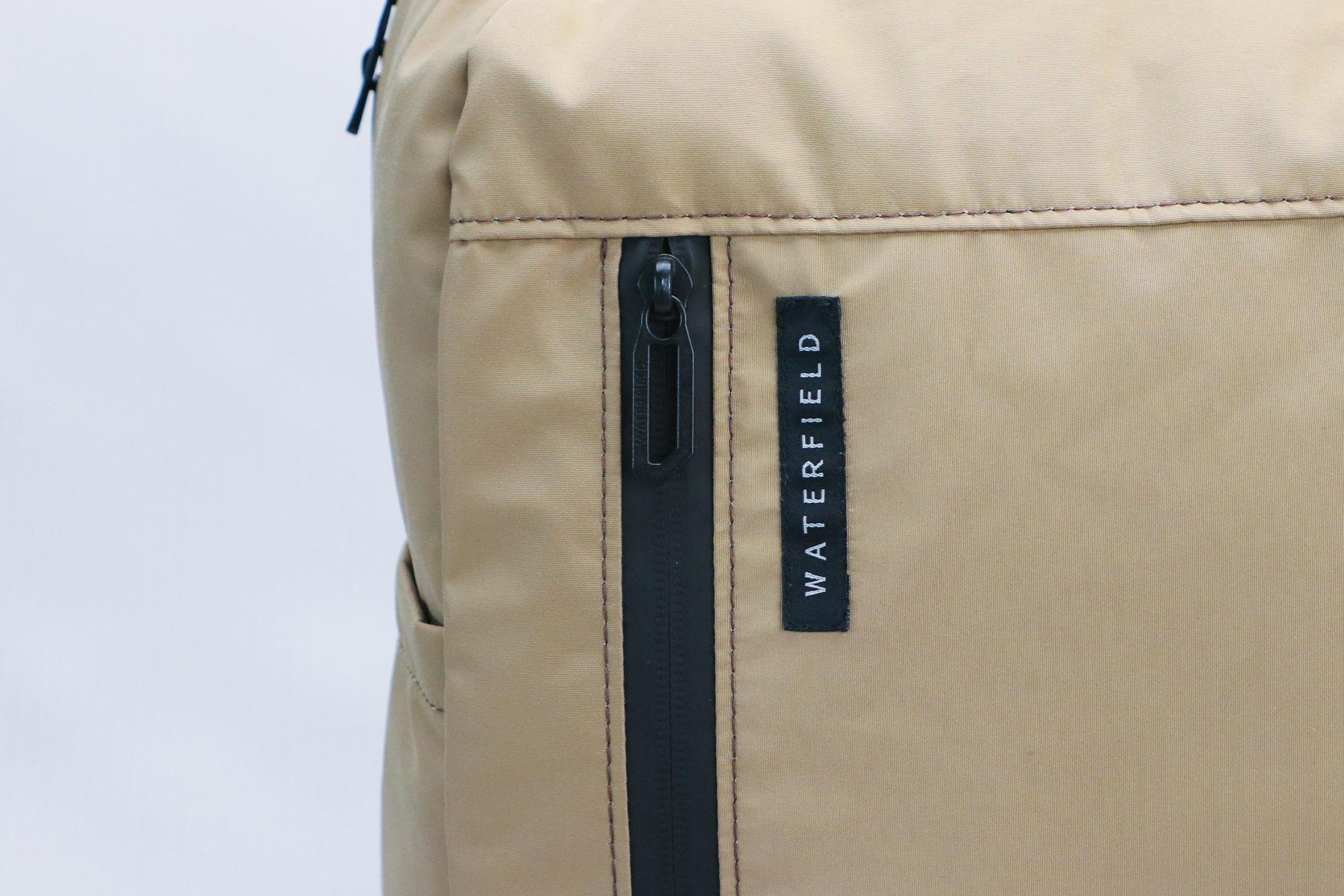 WaterField Designs Packable Backpack Logo