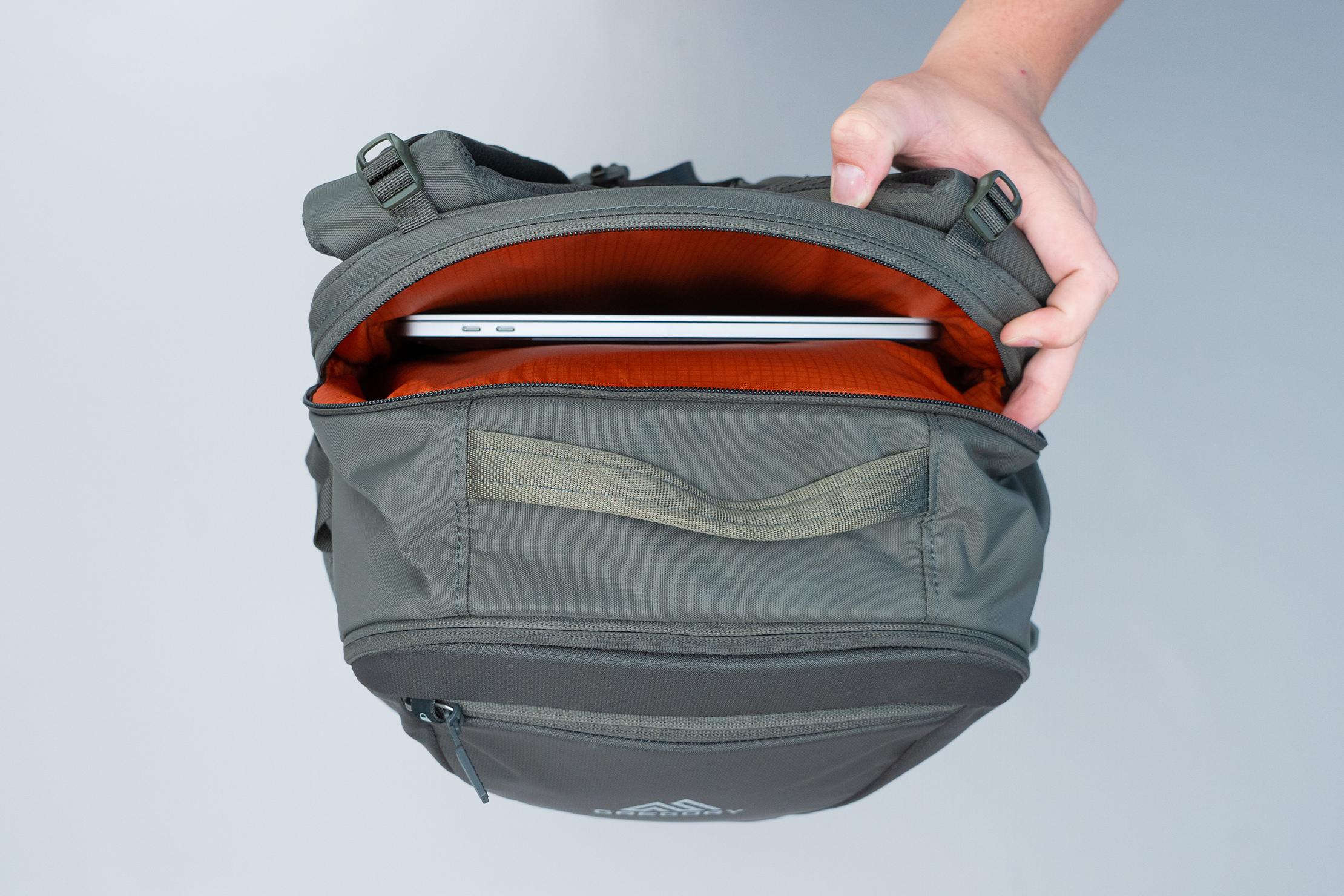 Gregory Detour 40 Backpack Laptop Sleeve